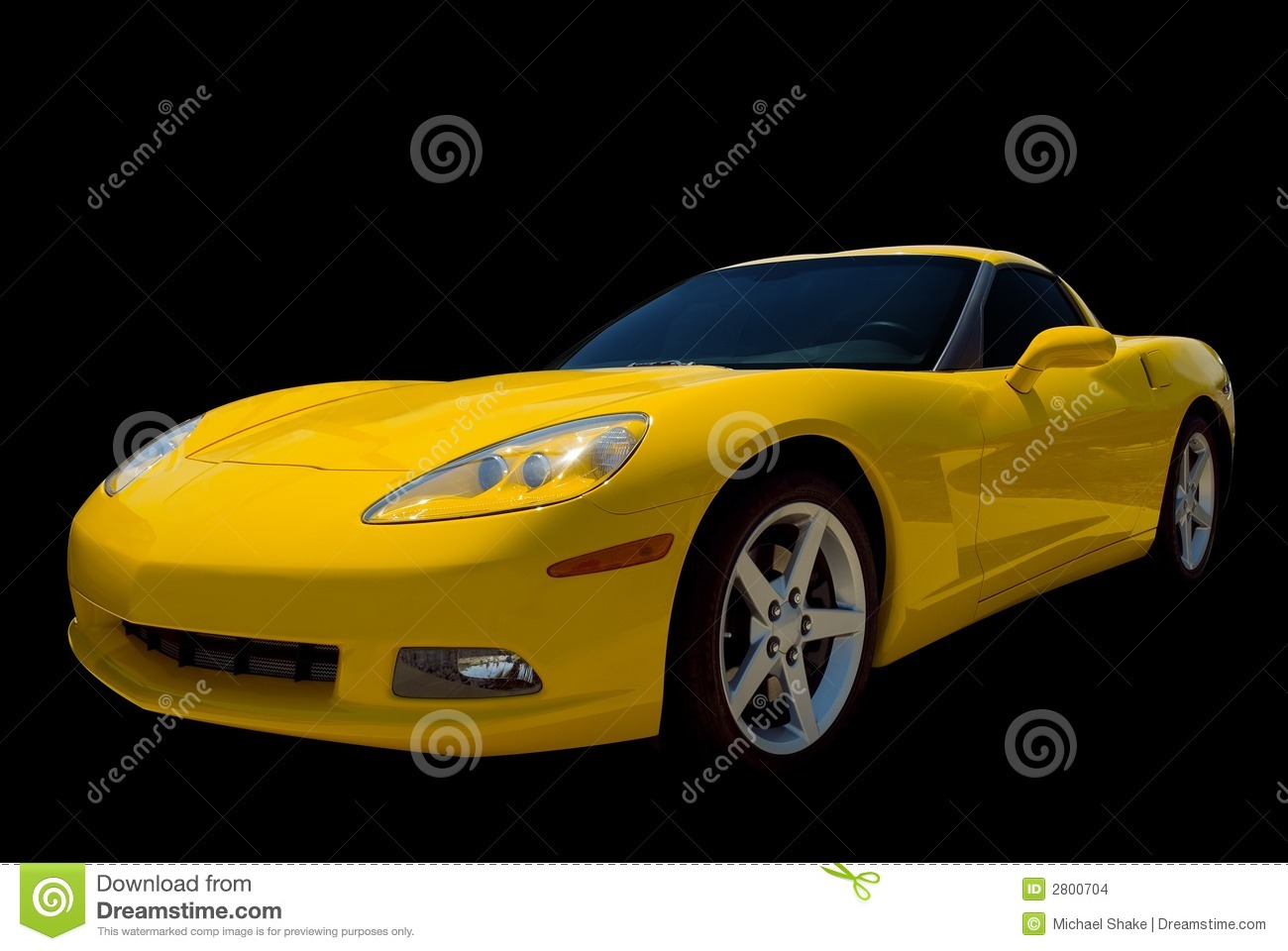 vehicle yellow sports car - photo #13
