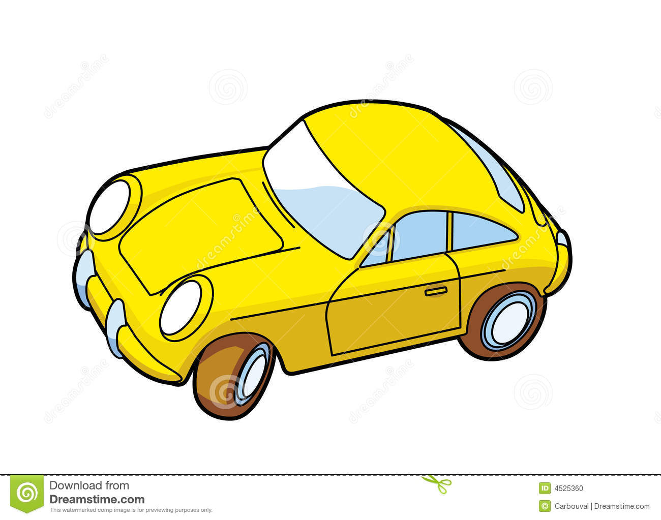 vehicle yellow sports car - photo #34