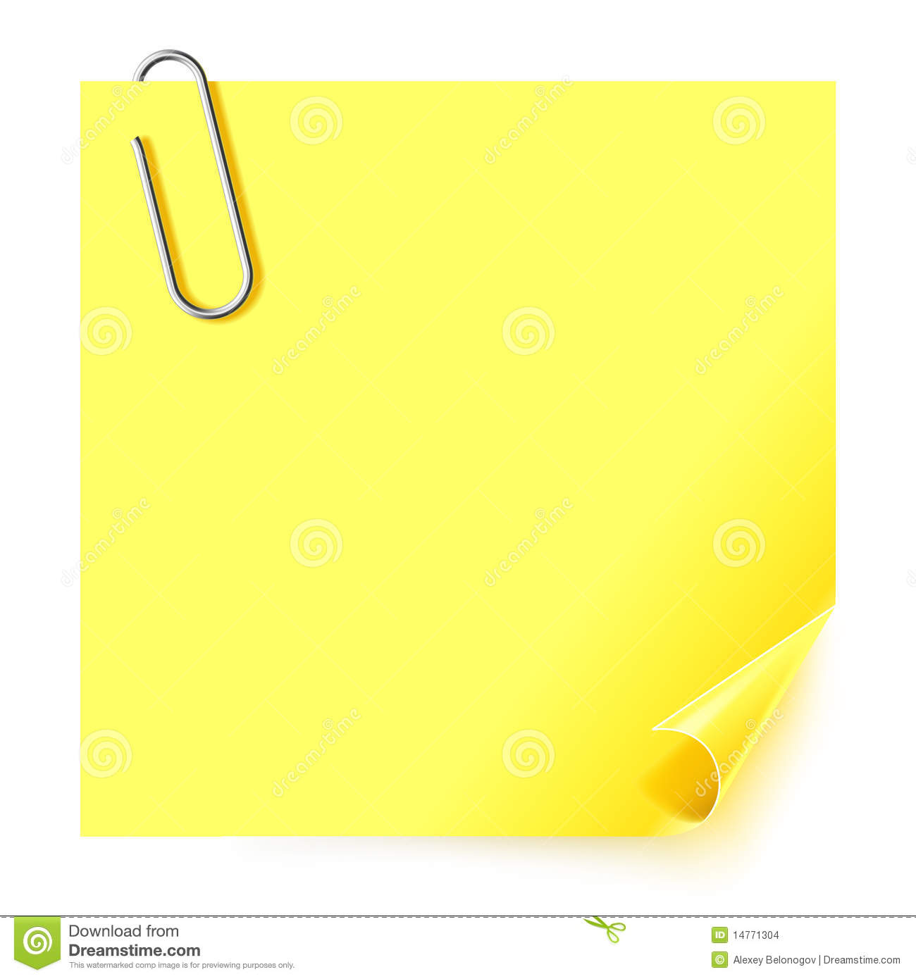 yellow pin clipart - photo #49