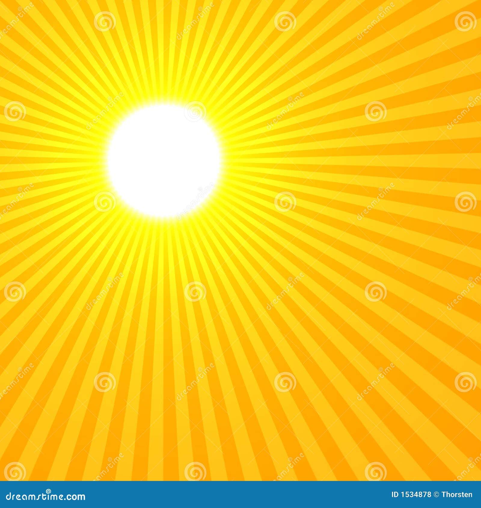 yellow sun stock illustration  illustration of background