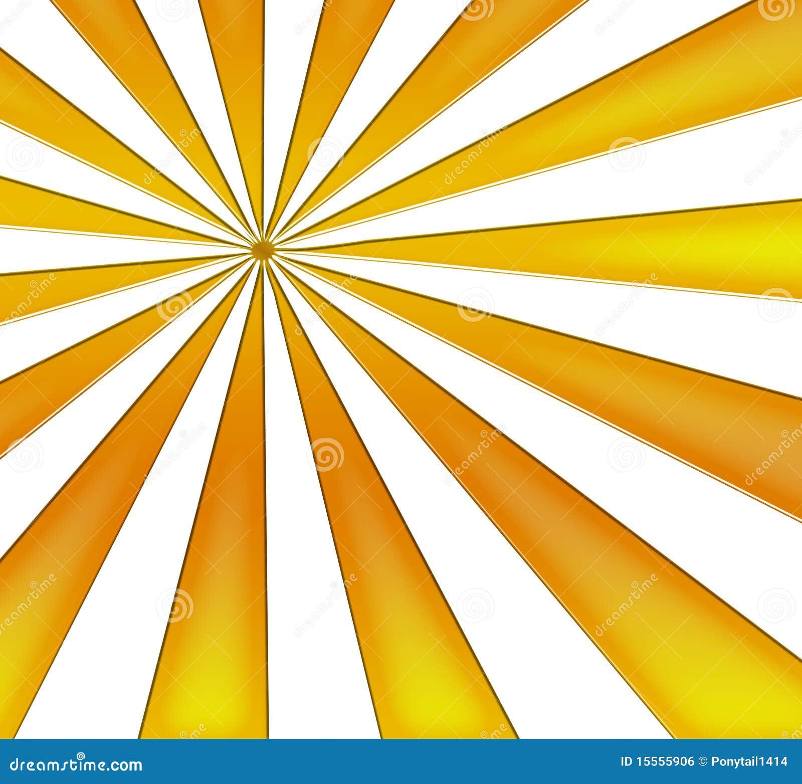 yellow rays vector - photo #37