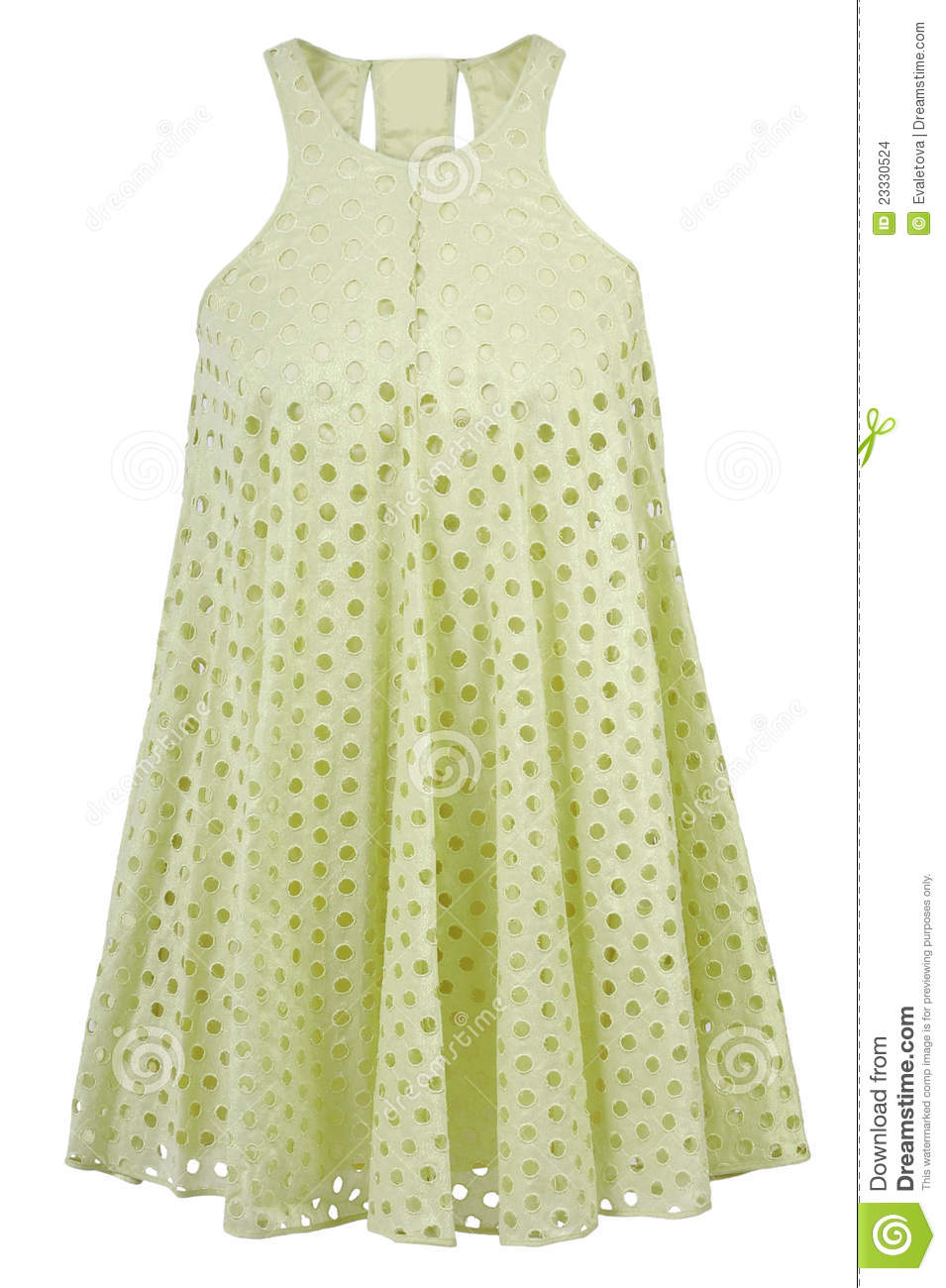 yellow sundress stock images image 23330524