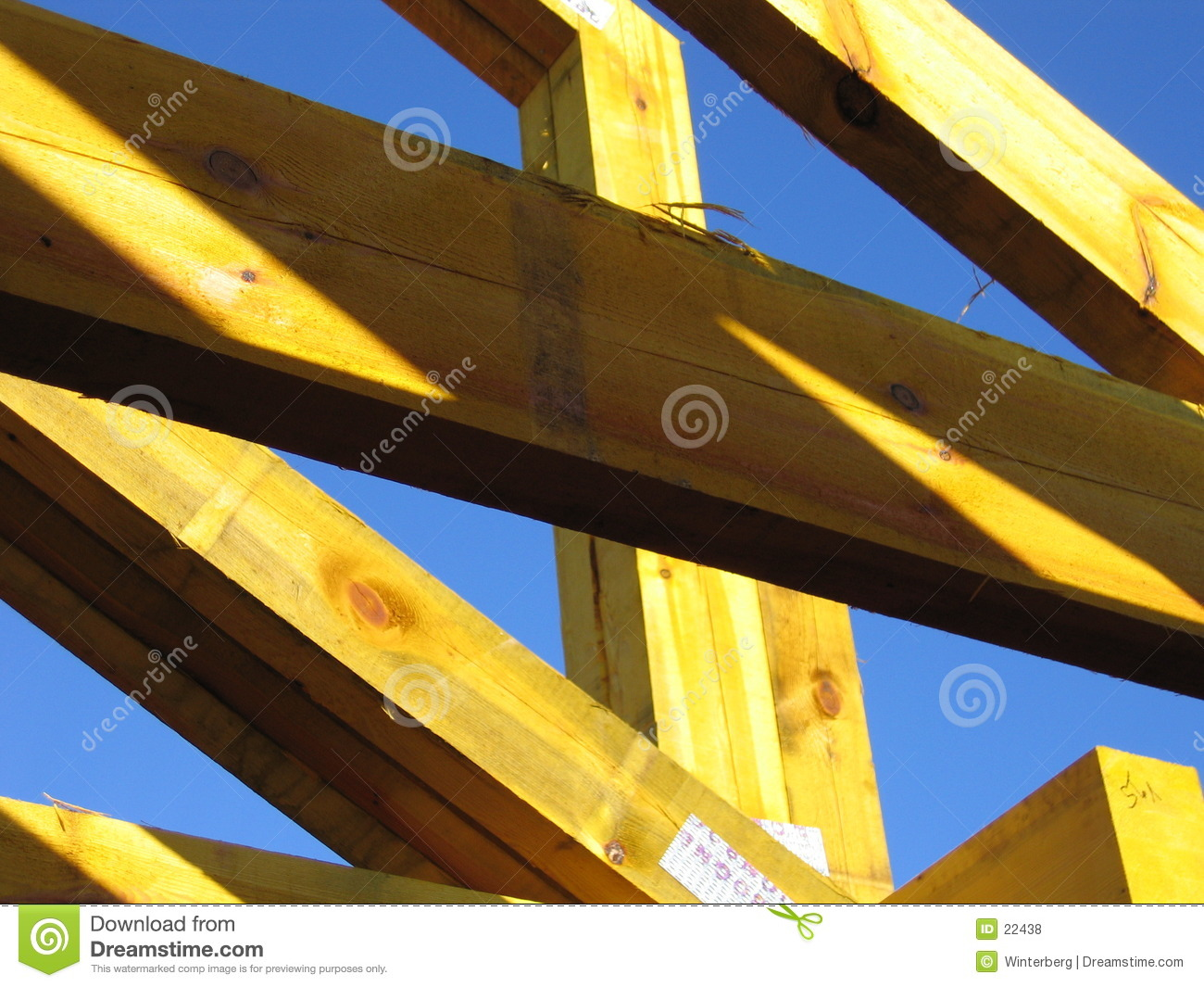 Yellow Truss