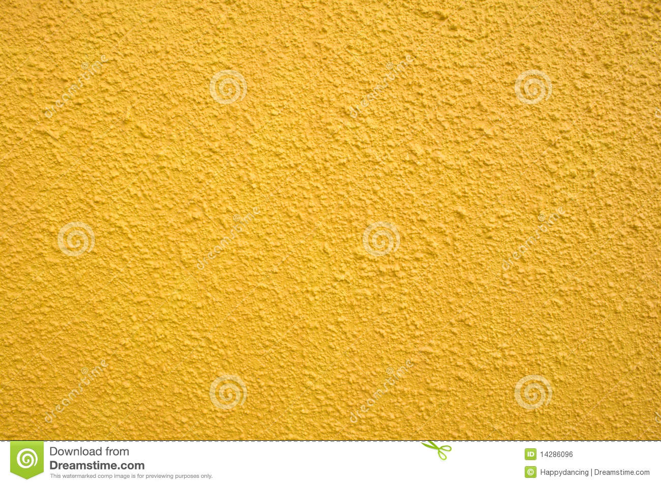 Yellow wall texture stock photo. Image of abstract, colour - 14286096