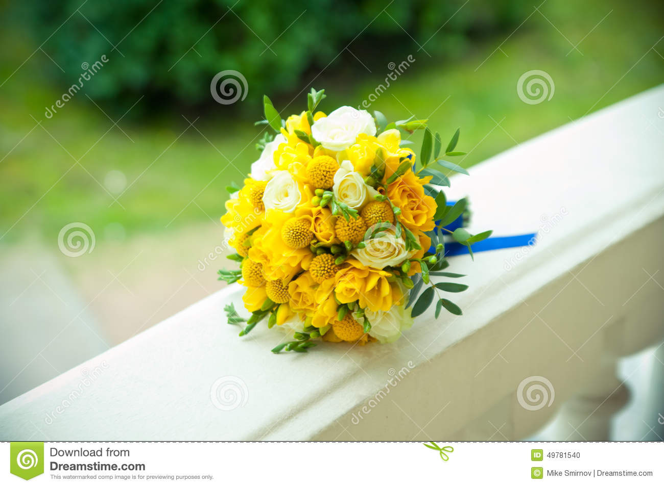 Yellow wedding bouquet stock photo image of detail engagement yellow wedding bouquet mightylinksfo