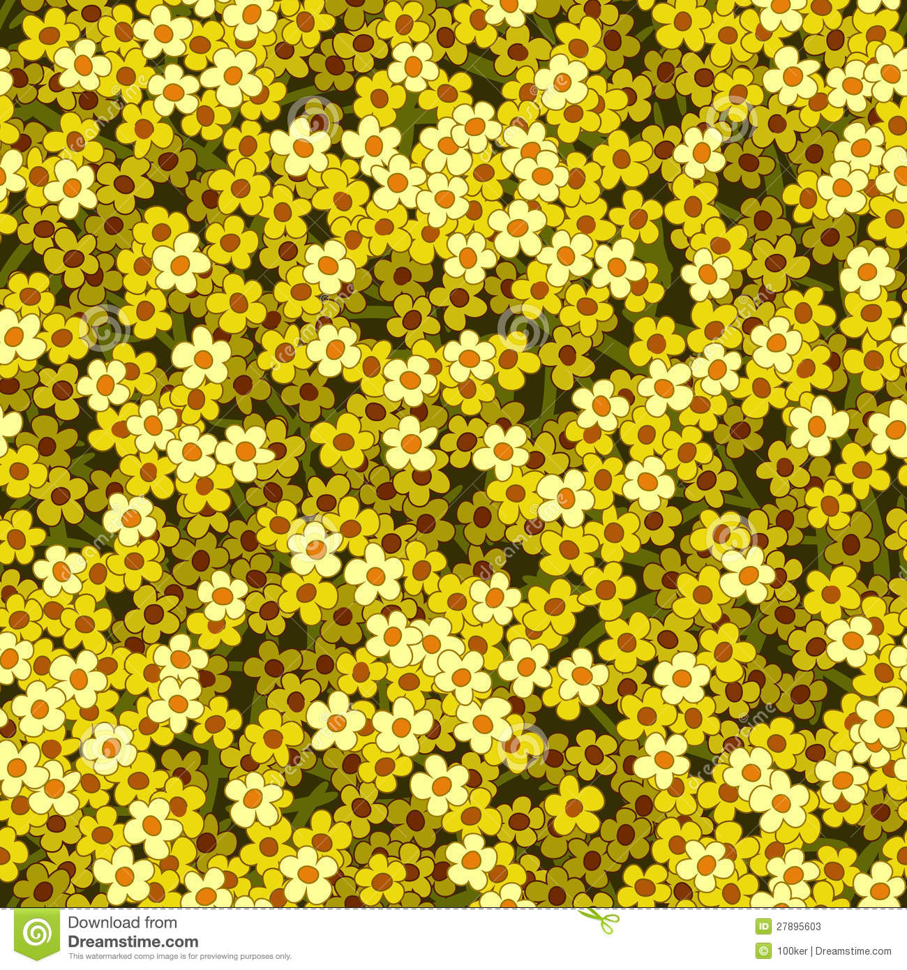 Yellow and white pattern background - photo#20