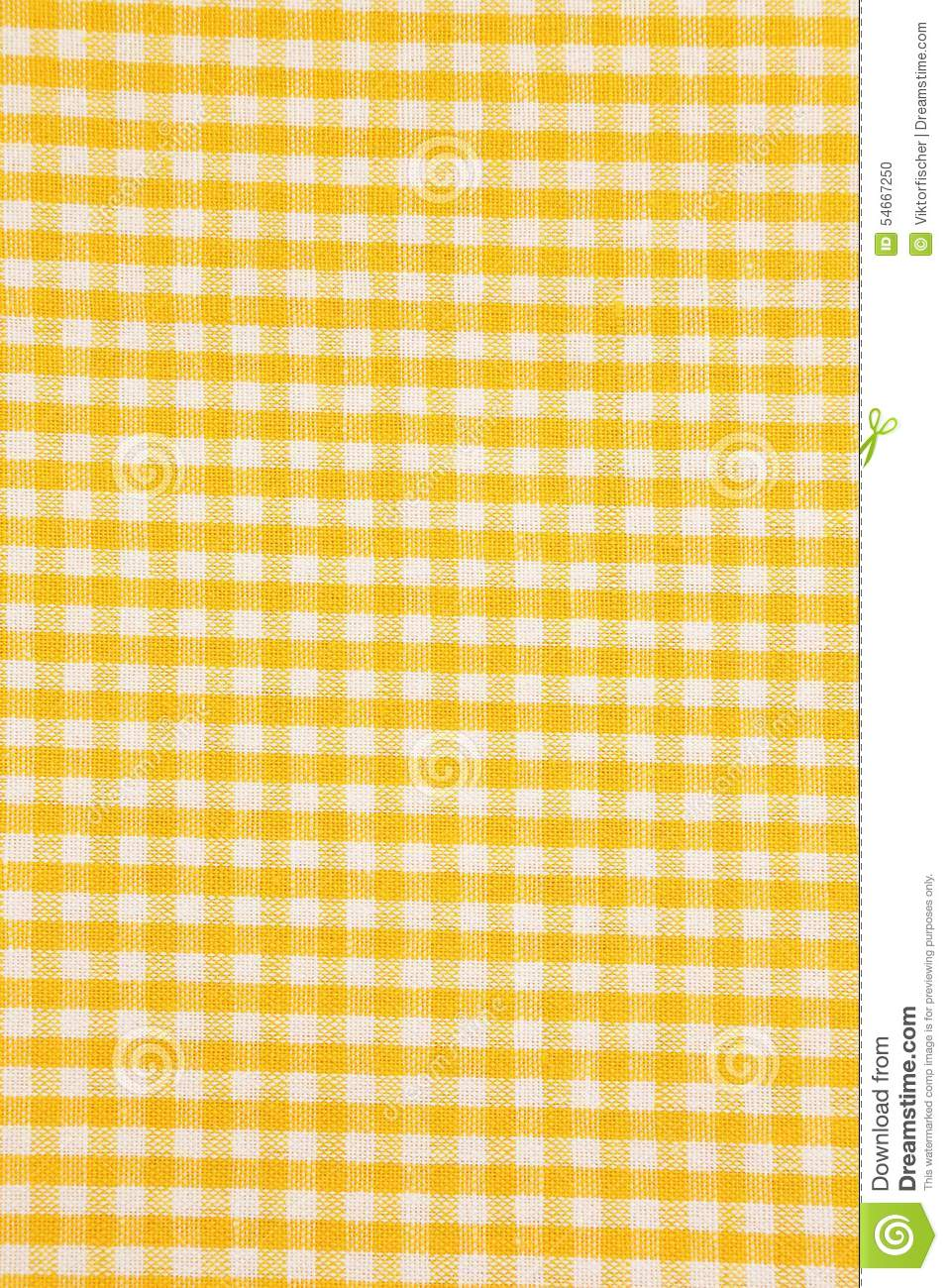 Delicieux Yellow And White Tablecloth Backgrounds