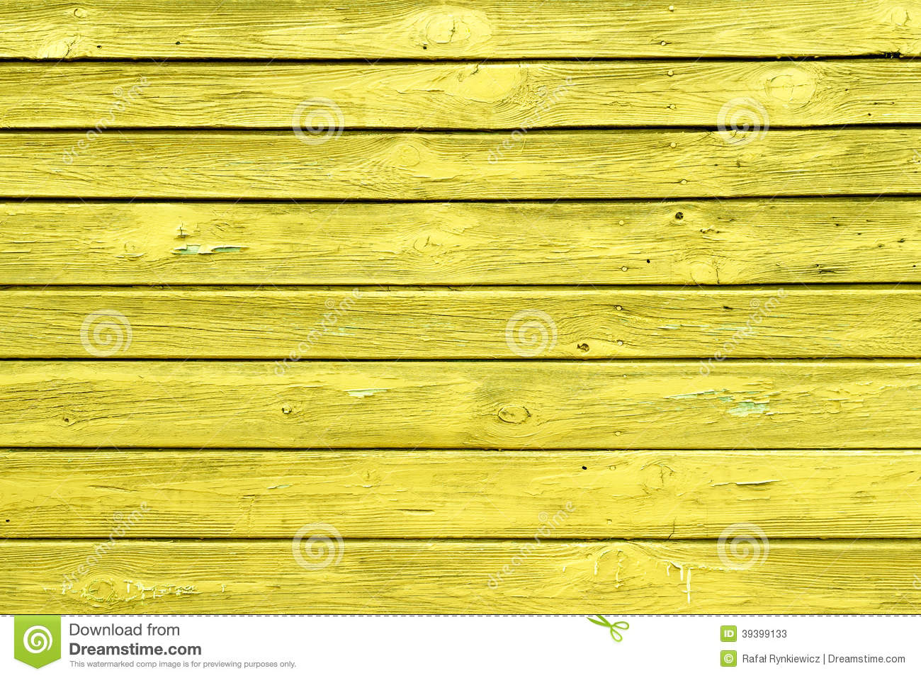 The Yellow Wood Texture With Natural Patterns Stock Image