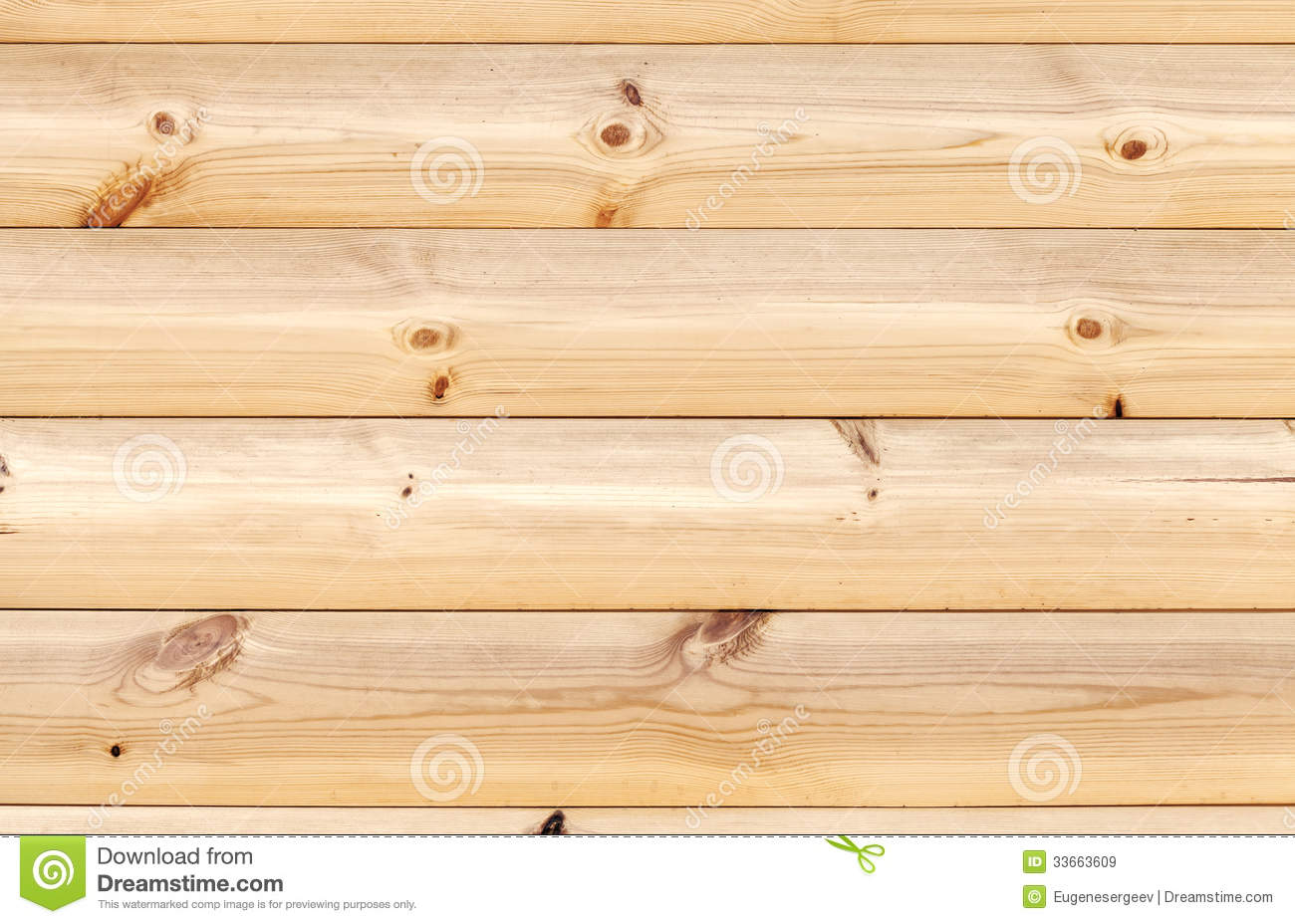 Yellow Wooden Wall Made Of Pine Tree Boards Stock Image