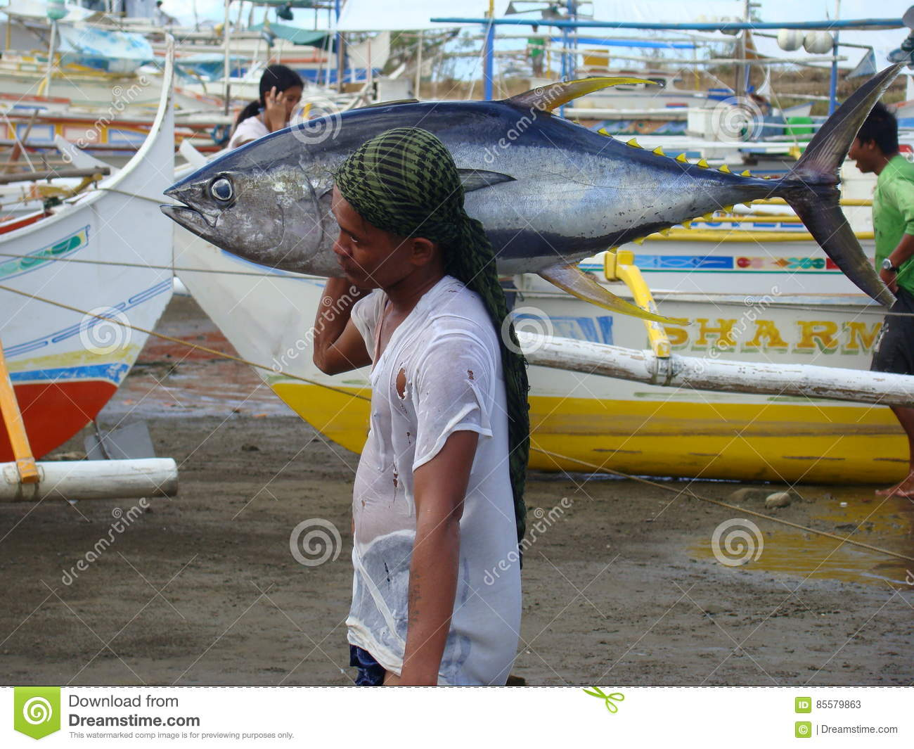 how to catch tuna in the philippines