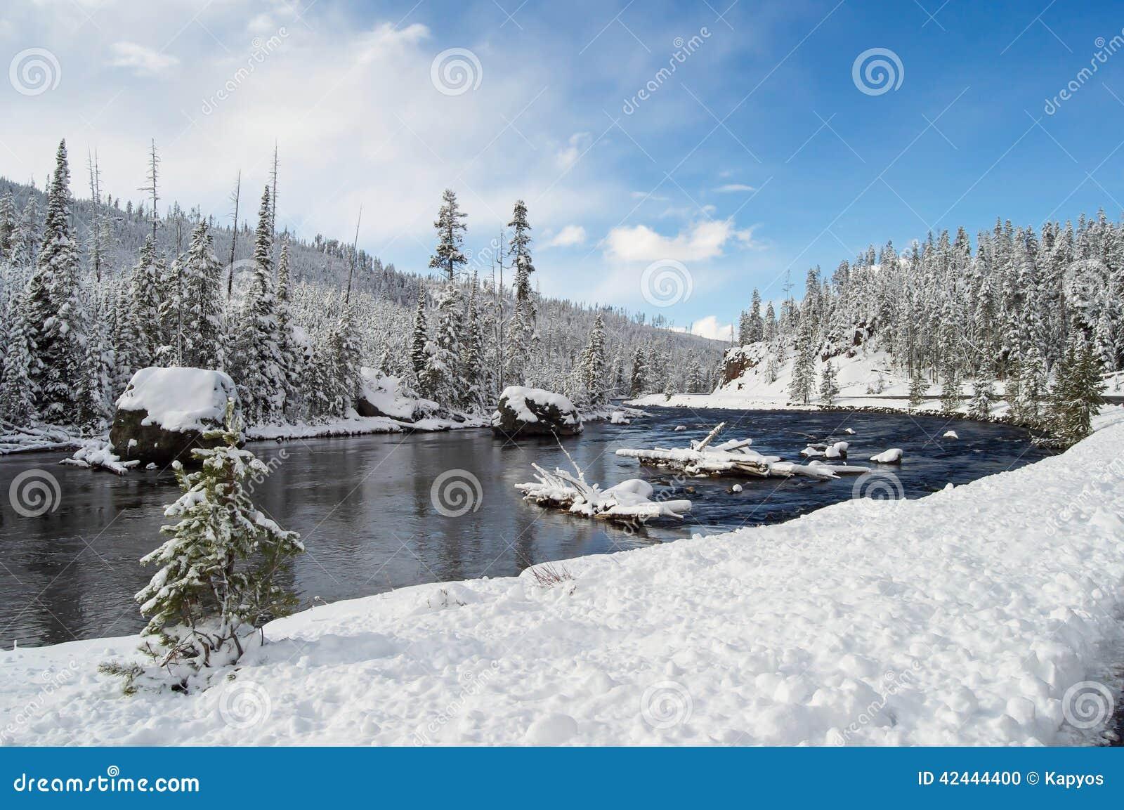 Yellowstone en invierno