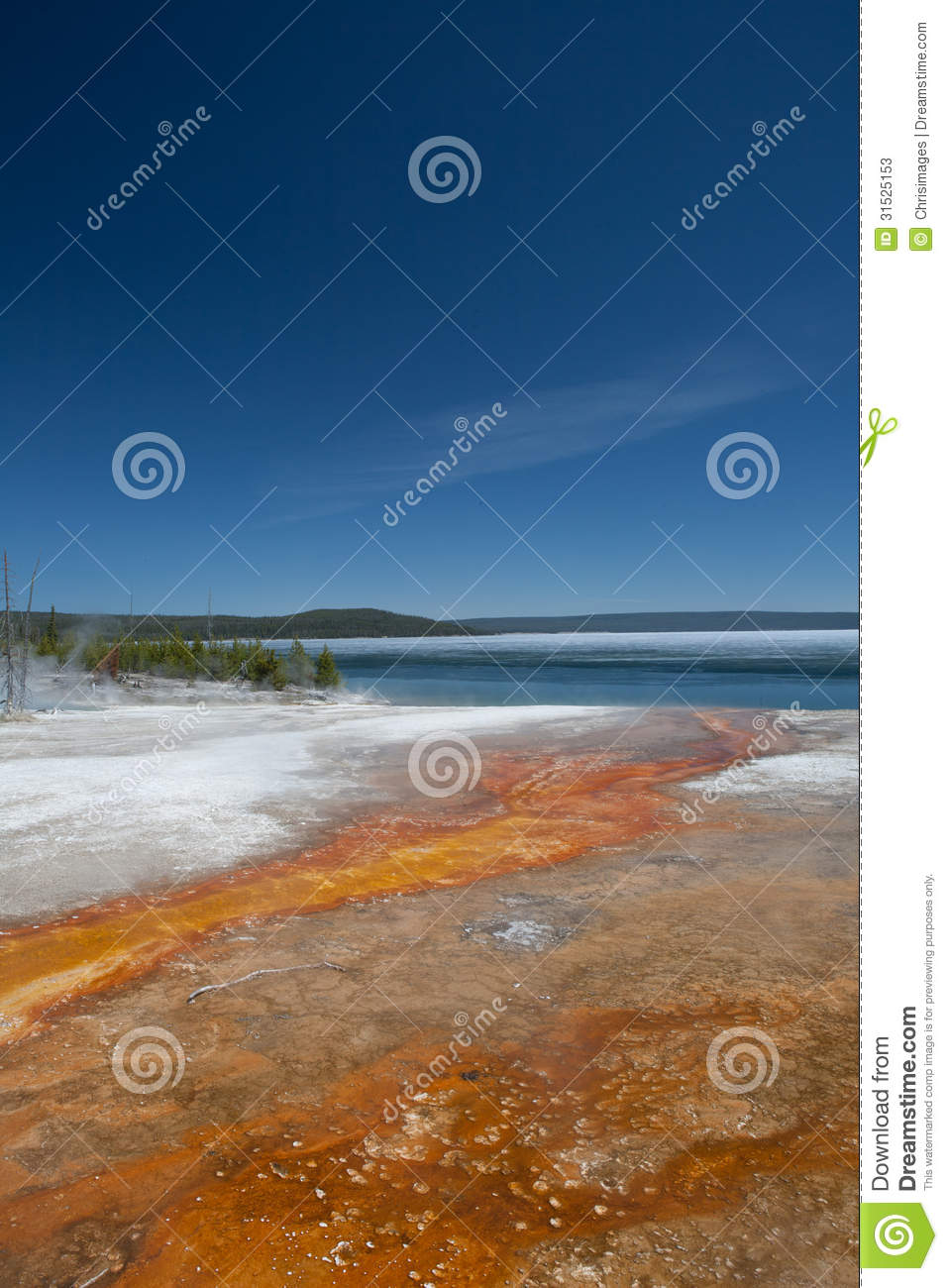- yellowstone-lake-acide-water-going-to-national-park-wyoming-usa-31525153