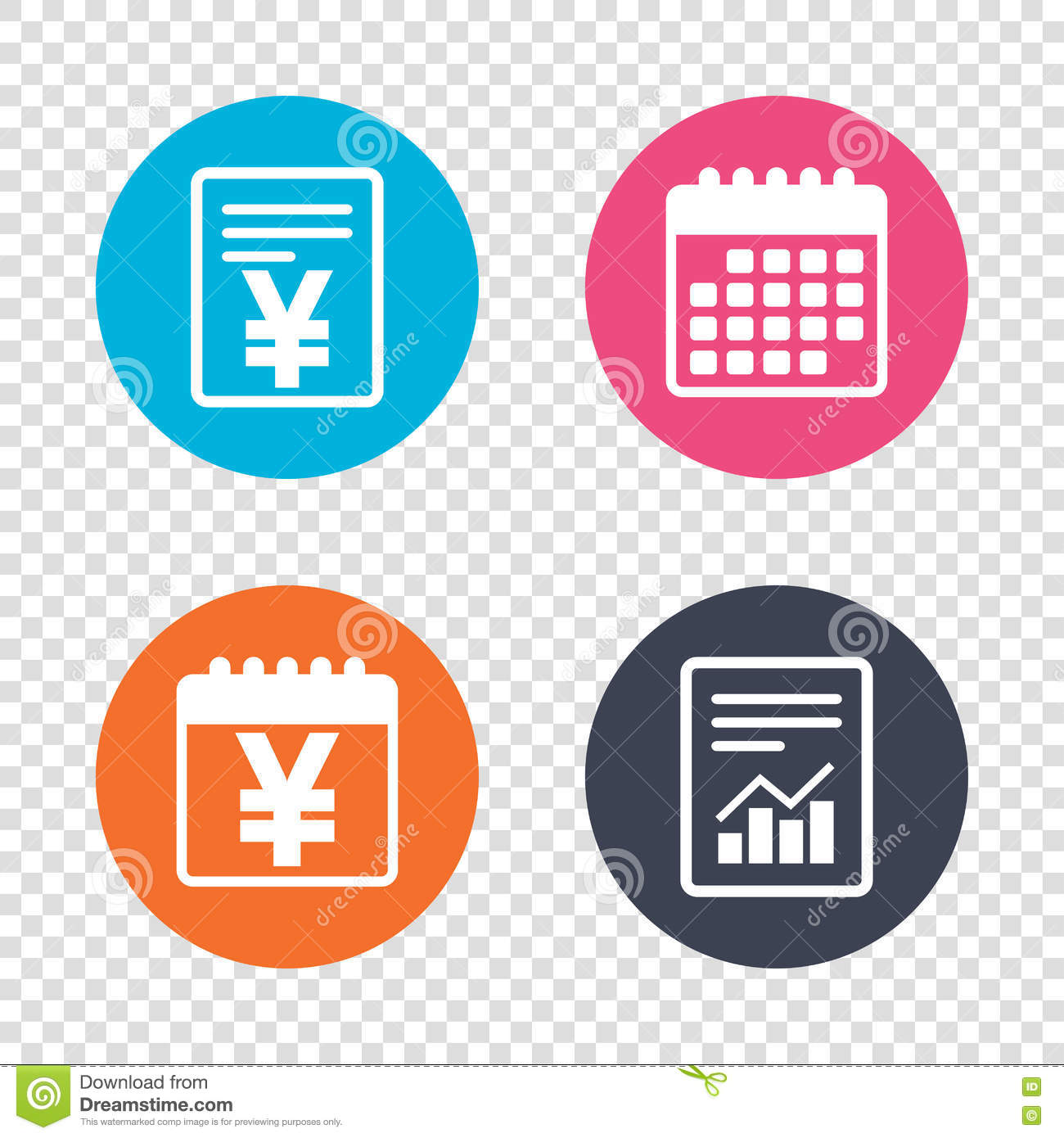 Yen Sign Icon Jpy Currency Symbol Stock Vector Illustration Of
