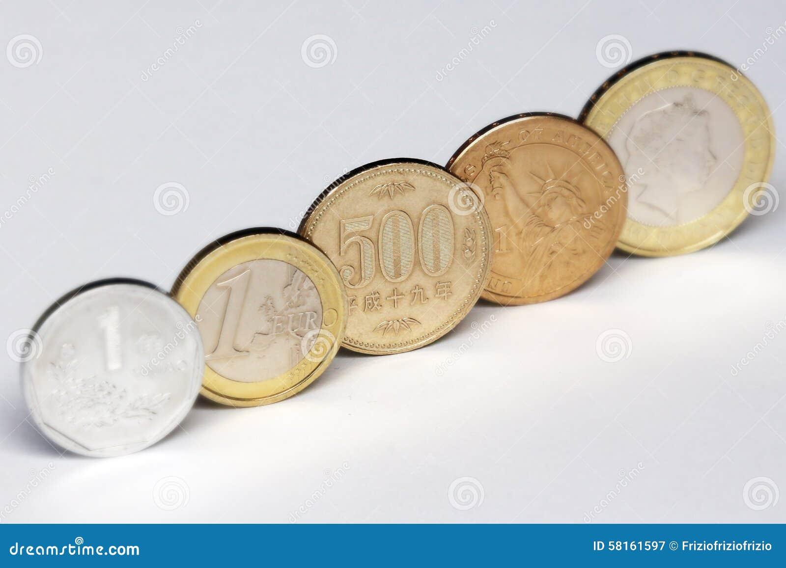 a0bfe46625 500 Yen, Valuta Della Moneta Del Giappone Ed Altre Monete Del Mondo ...