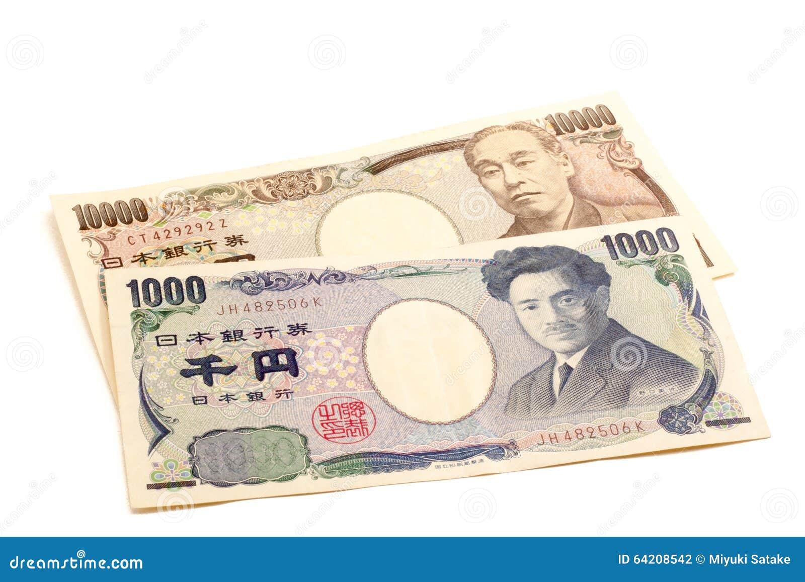 11000 yenes, imposición fiscal del 10  en moneda japonesa