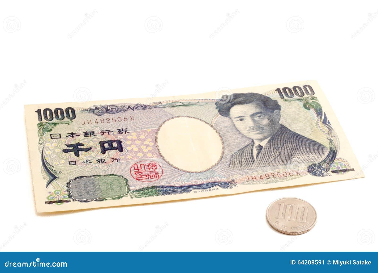 1100 yenes, imposición fiscal del 10  en moneda japonesa