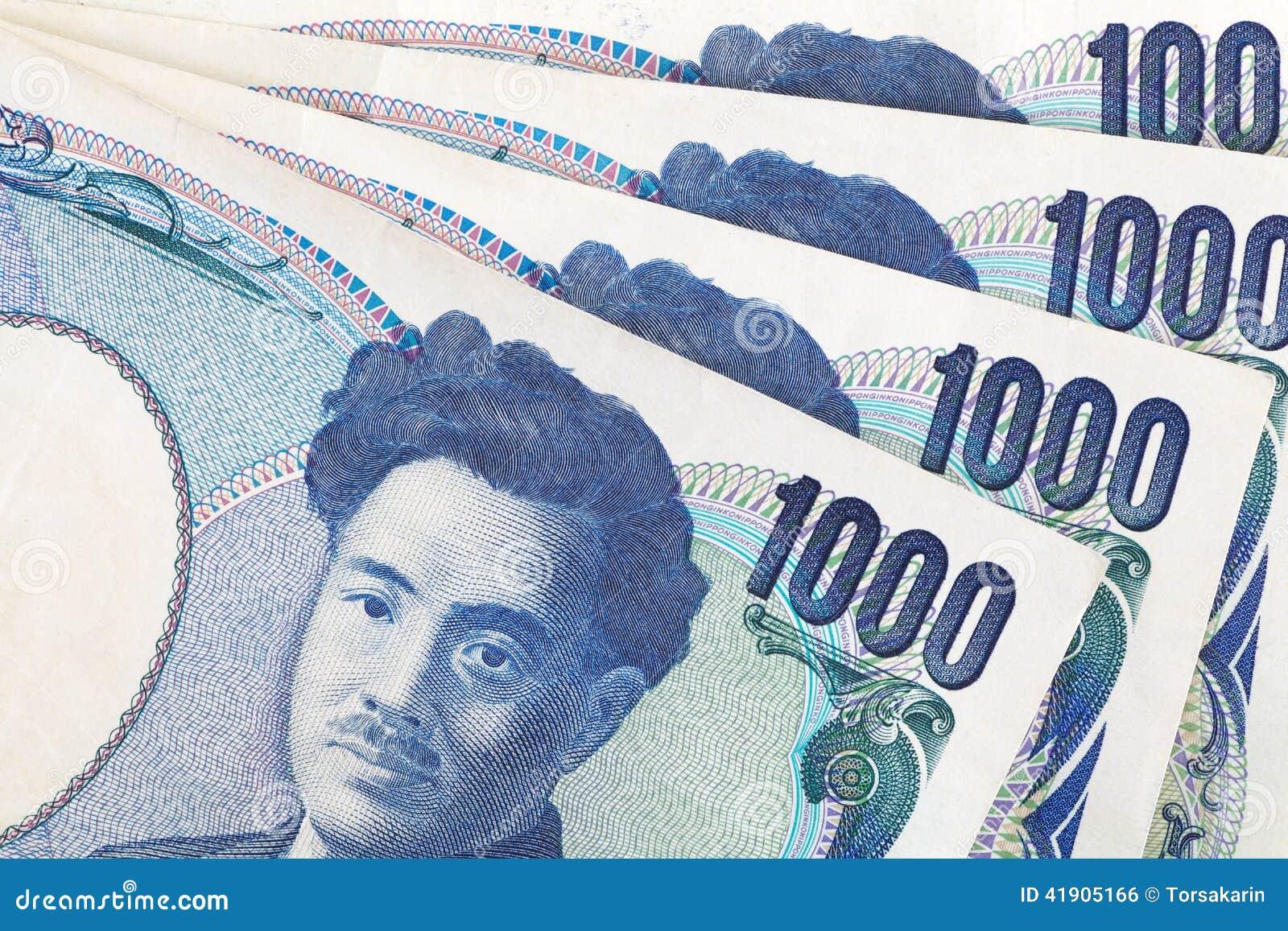1000 yenes japoneses
