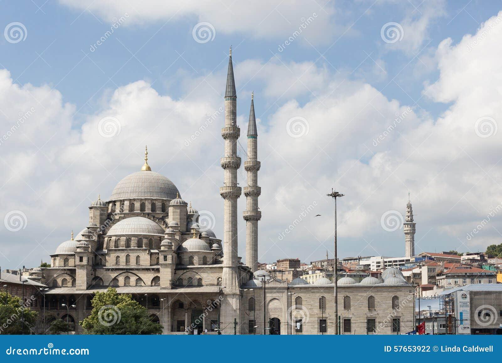 Yeni Cami, Istanbuł, Turcja