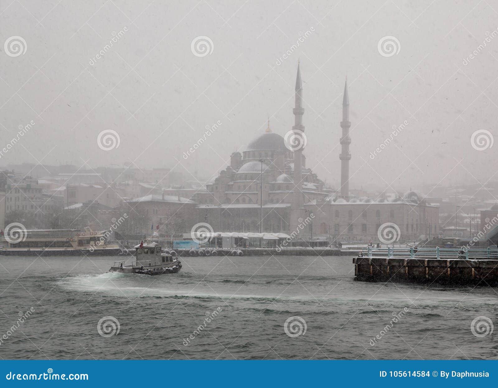 Yeni Mosque, Eminönà ¼