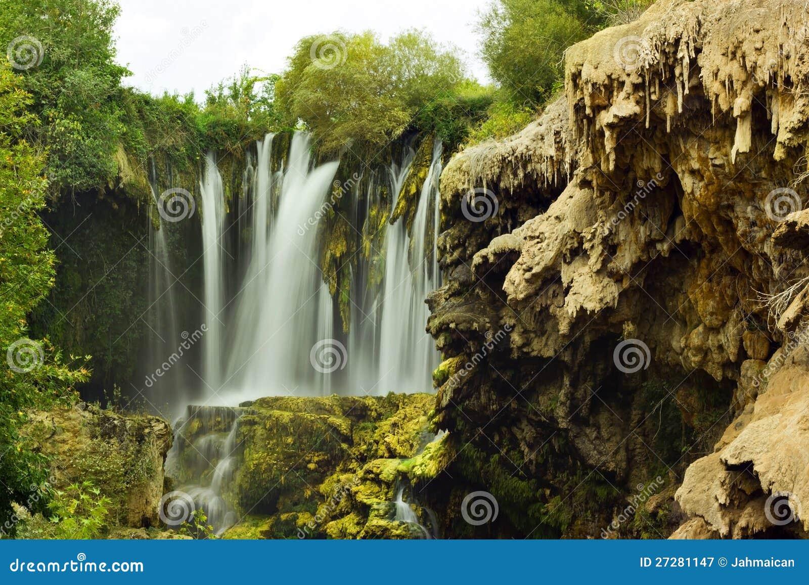Yerkopru vattenfall