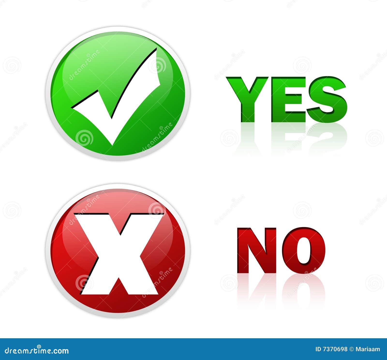 YES ou NO.