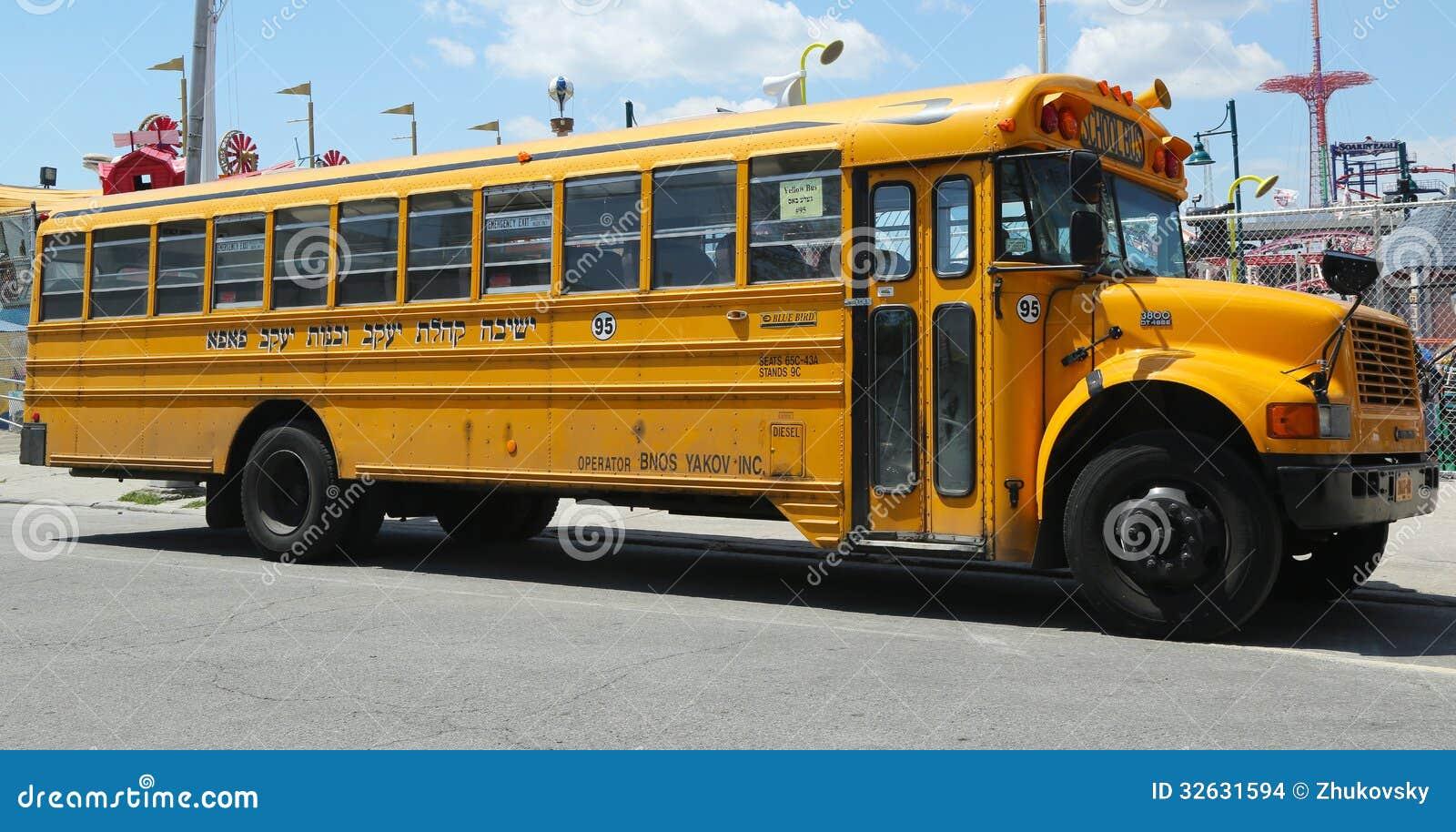 Coney Island Brooklyn Ny Bus