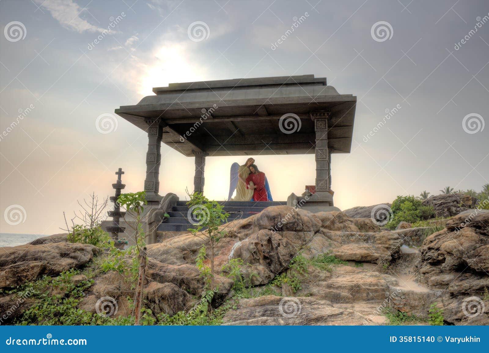 Yesu Christu Javanthi Mahajubilee Memorial Shrine