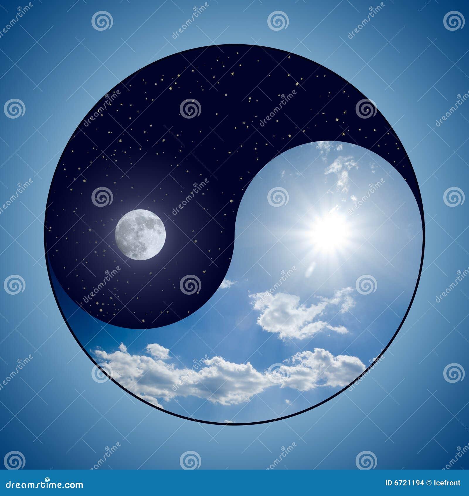 Yin & Yang - dia & noite