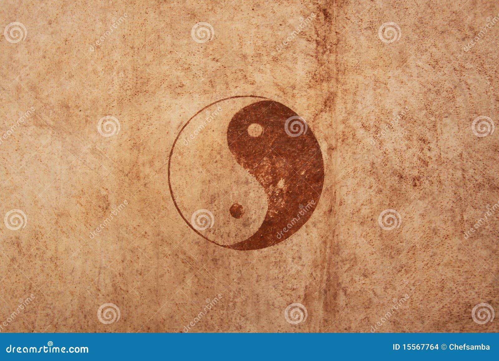 Ying e sinal de yang