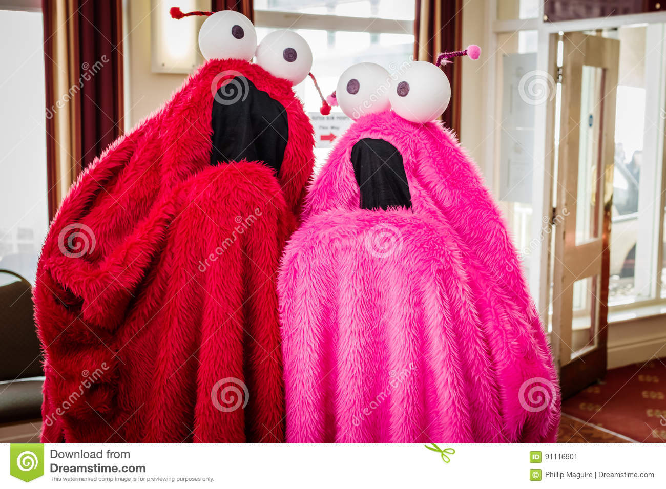 Yip Yips From Sesame Street Editorial Photo Image Of Film Sesame