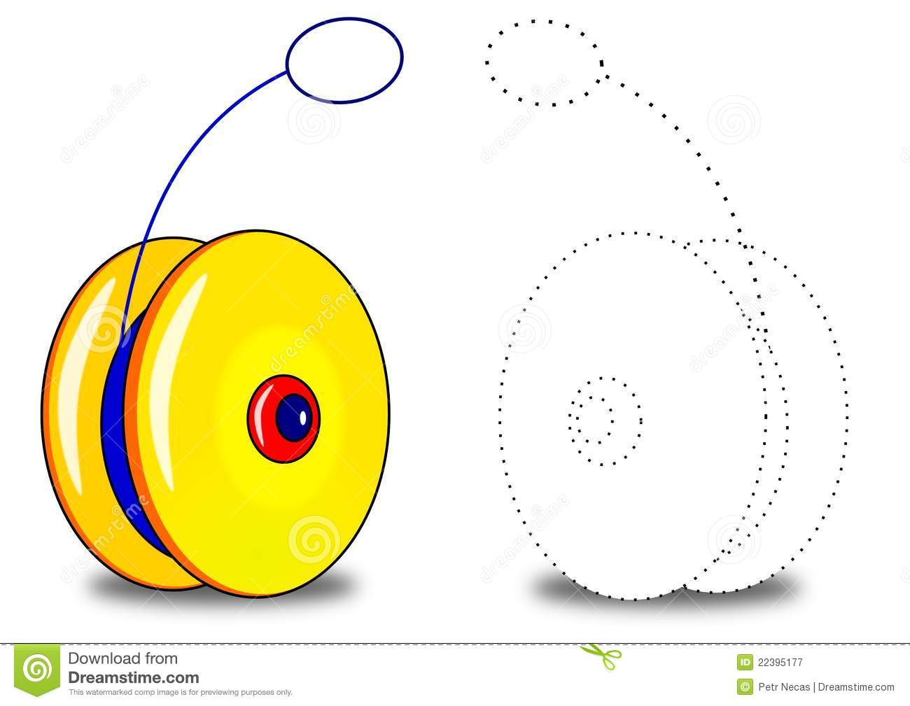 Clipart Yoyo Yo yo toy not only for