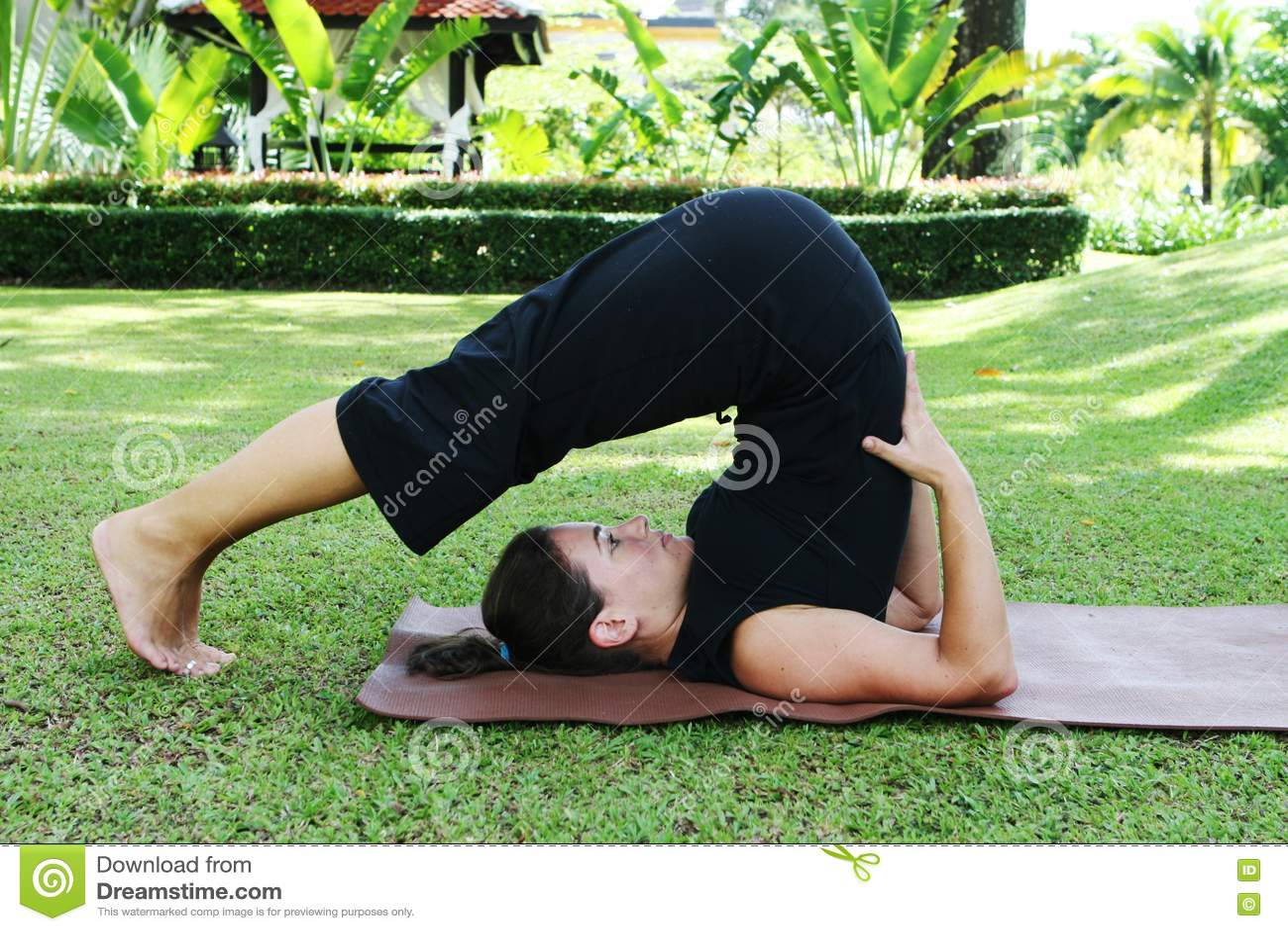 834620de5c6 Free Stock Photography  Yoga Picture. Image  5812867