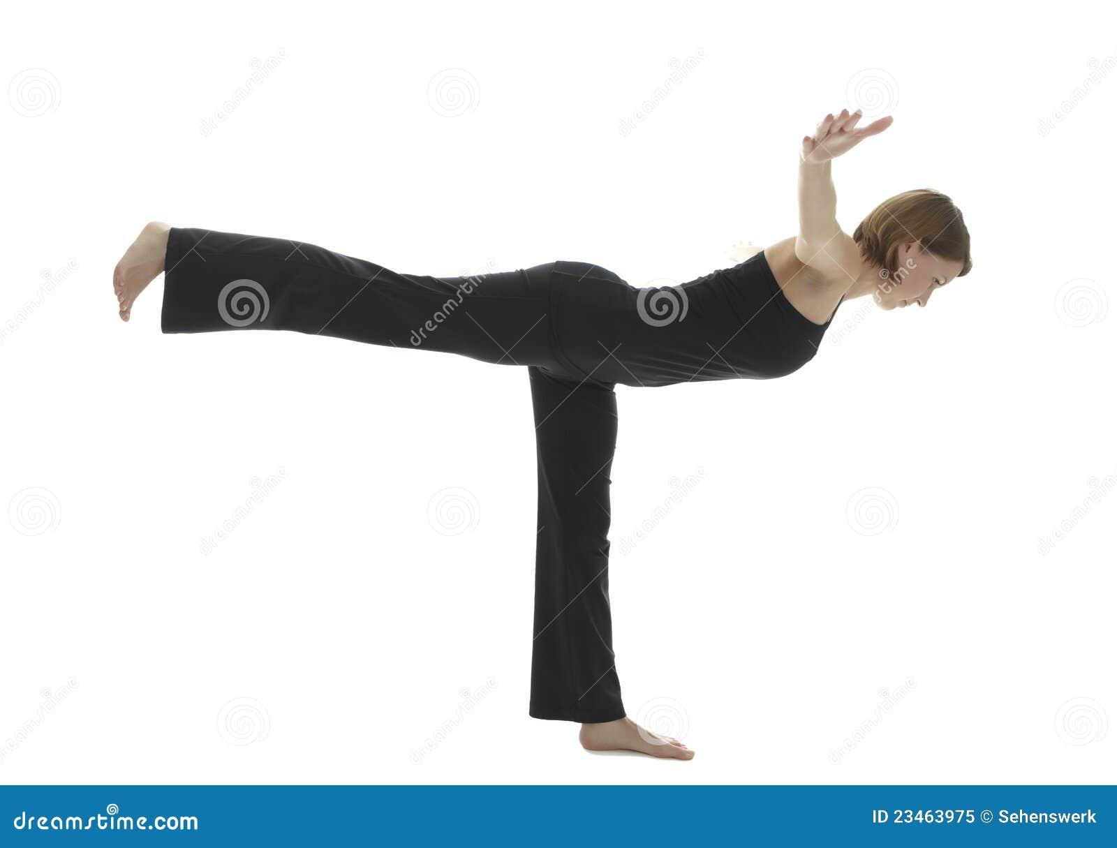 Yoga Asana Royalty Free Stock Photo - Image: 23463975