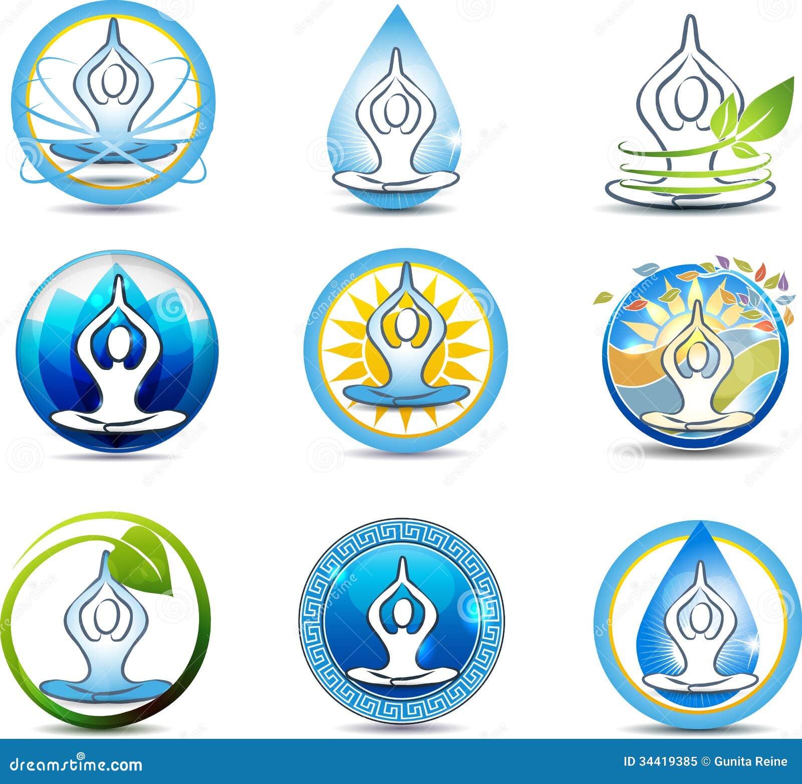 Yoga Royalty Free Stock Photo Image 34419385