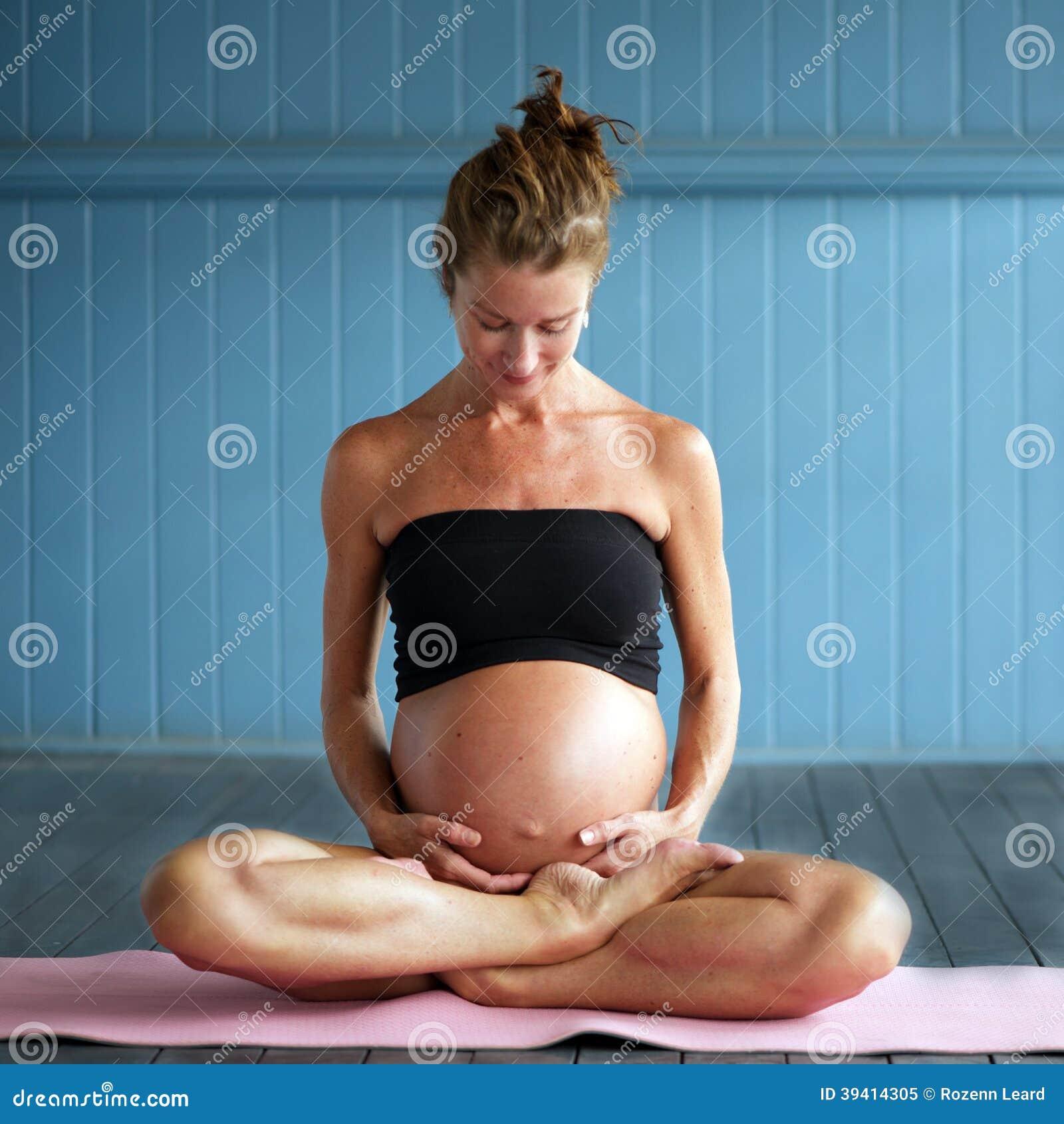 Yoga embarazada