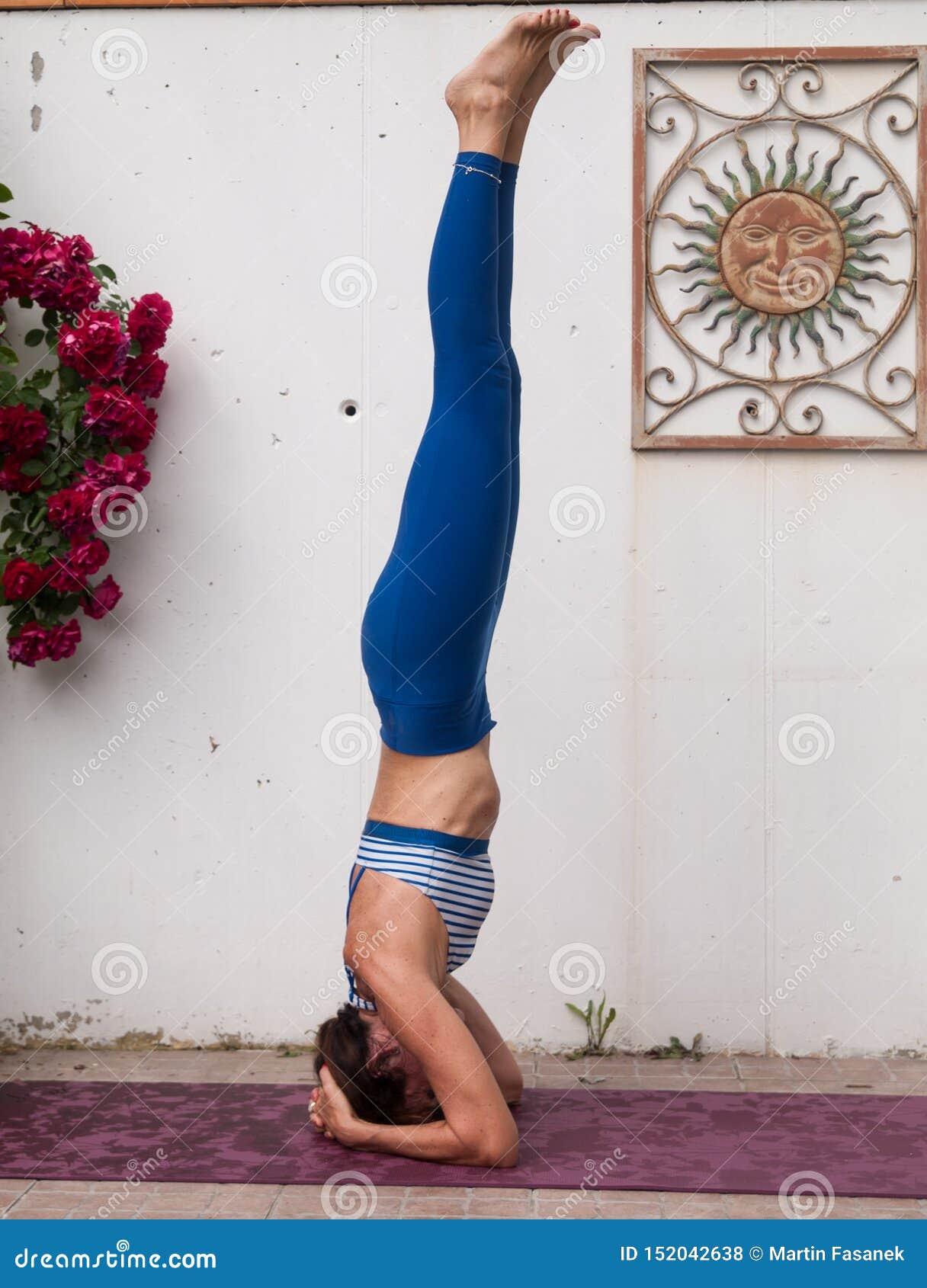 Yoga en el jard?n