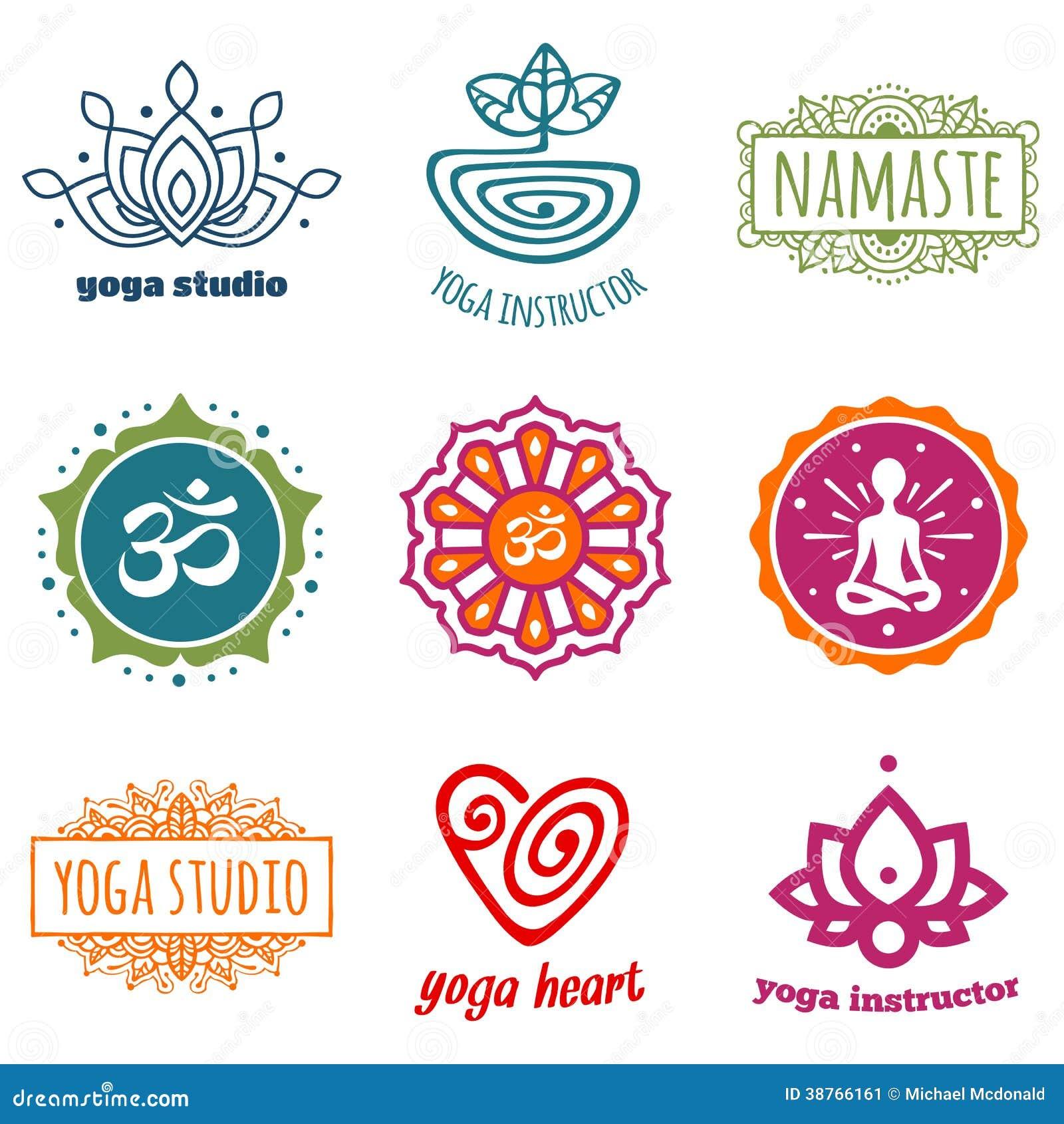 Yoga Graphics Stock Illustration Of Drawing