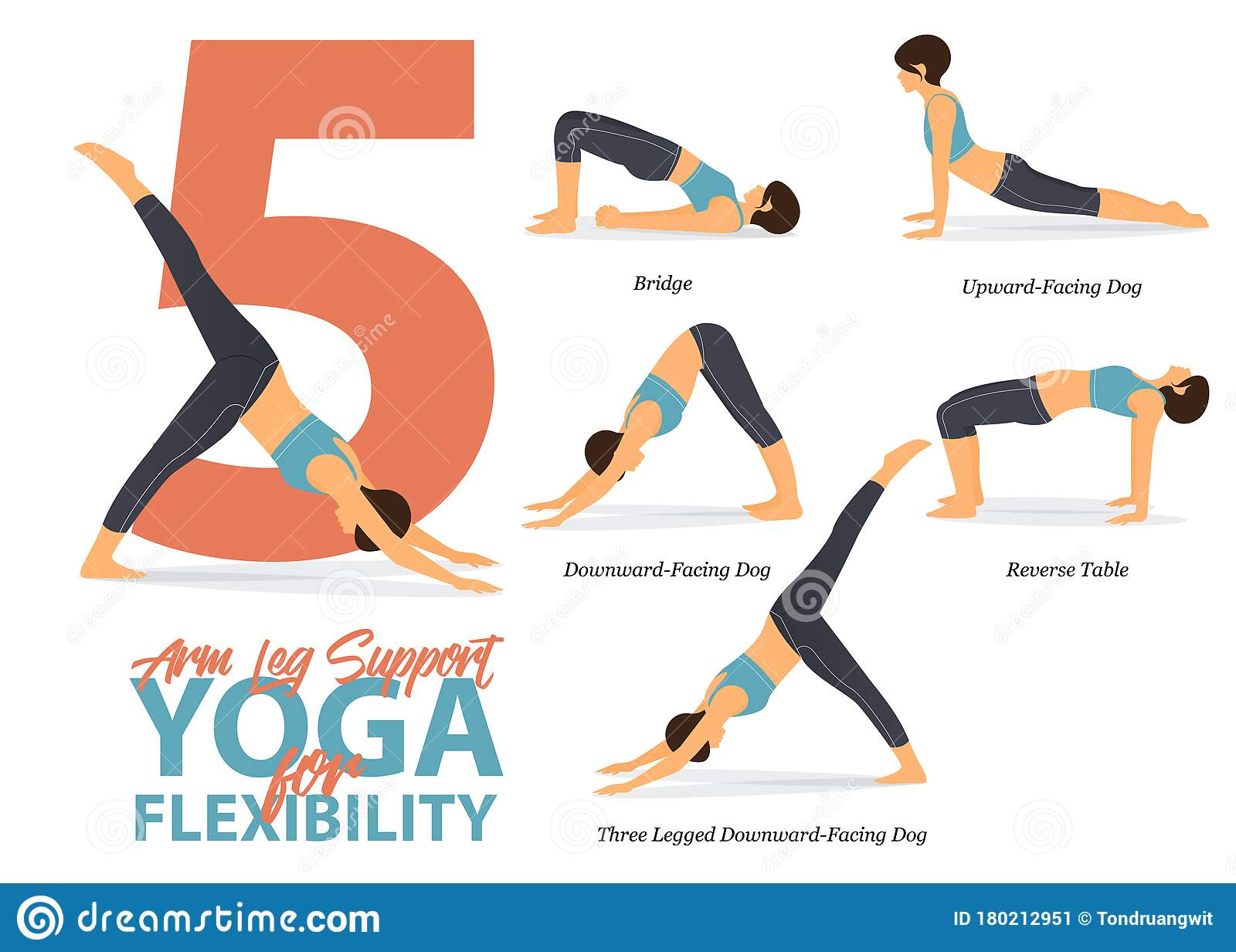 Flexibility Poses Stock Illustrations – 50,50 Flexibility Poses ...