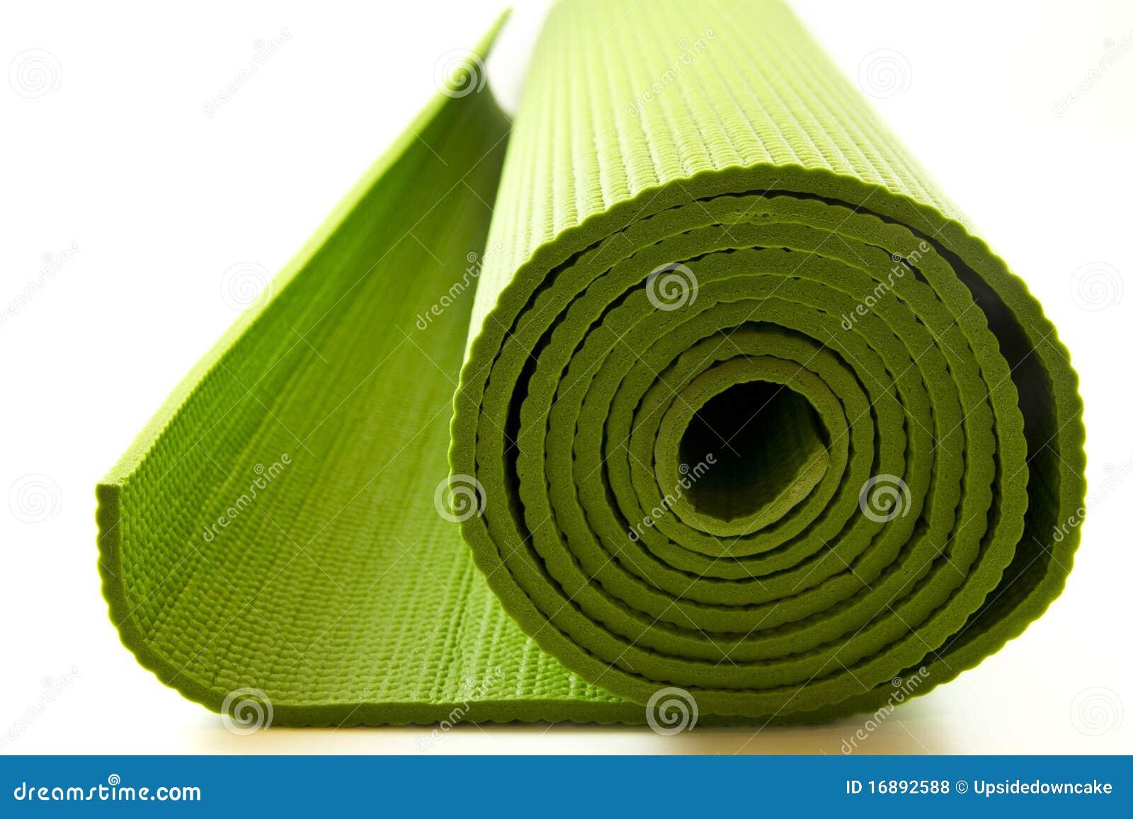 Yoga Mattress Royalty Free Stock s Image