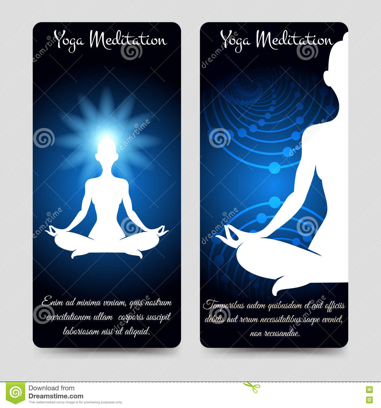 20 beautiful yoga flyer templates new yoga brochure for Yoga brochure templates