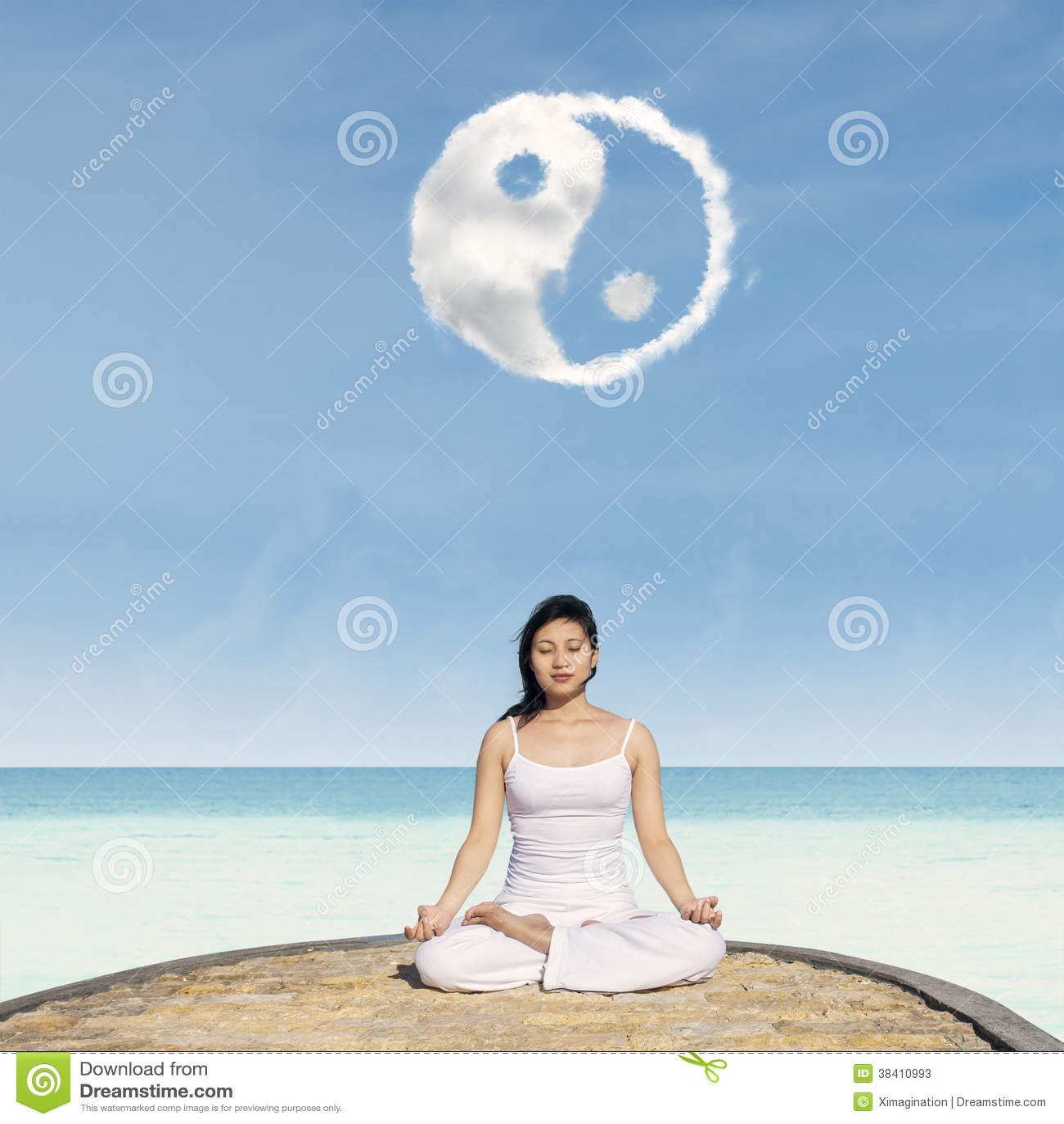 Afbeeldingen Yin Yoga