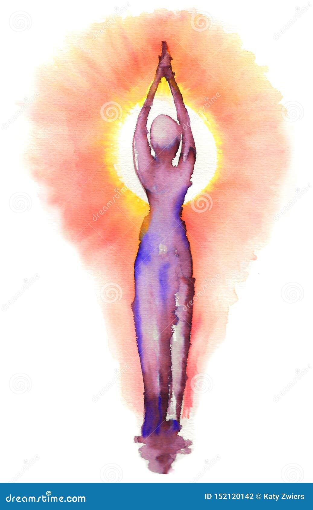Yoga - salutation de Sun