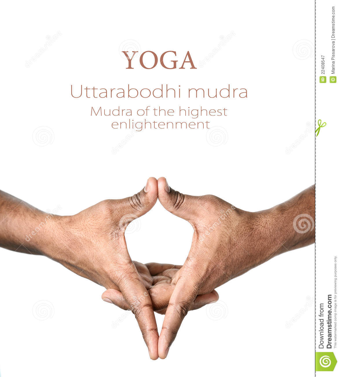 what is the relationship with god in hinduism a mudra