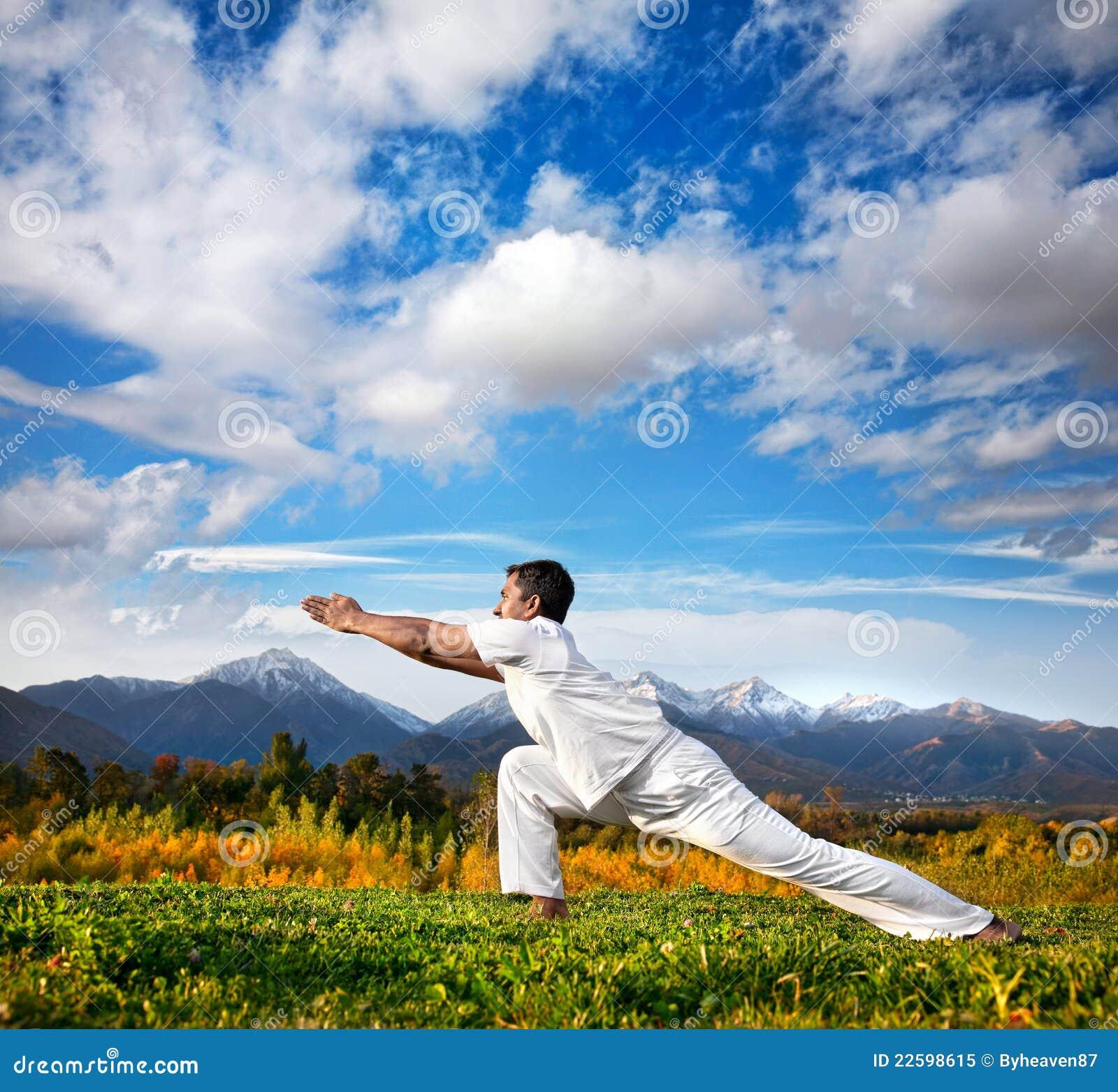 Yoga class foot worship 7