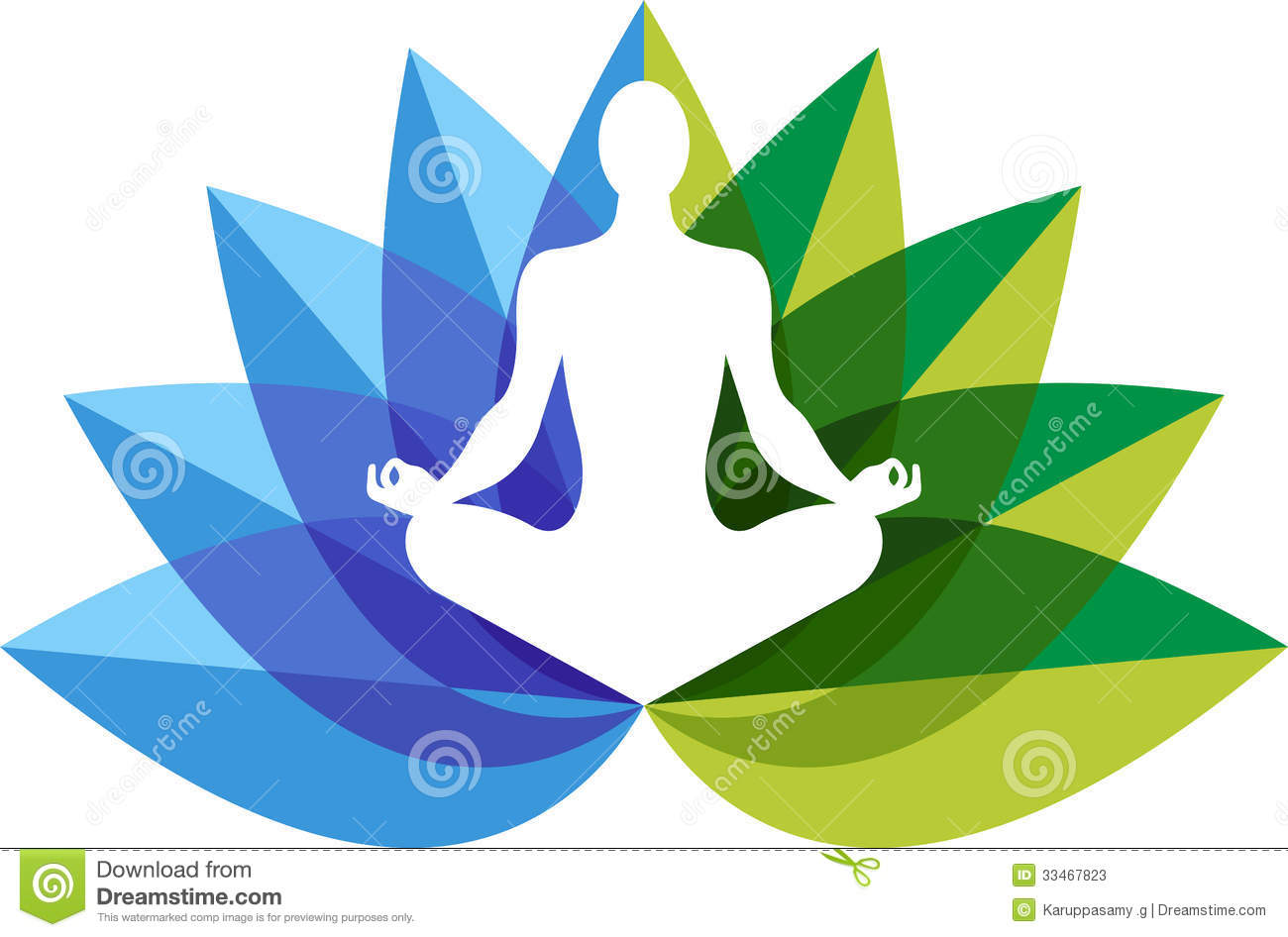 Yoga Zen Logo Stock Photos - Image: 33467823