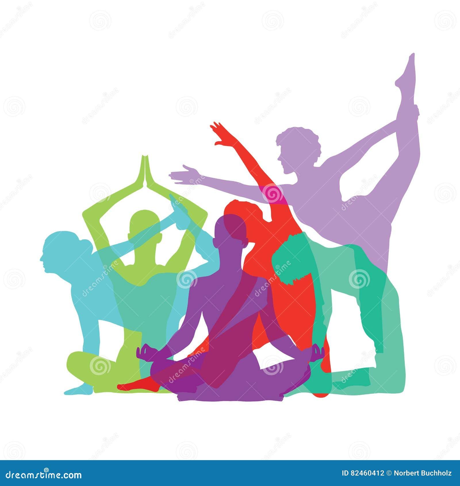 Yogakonturer
