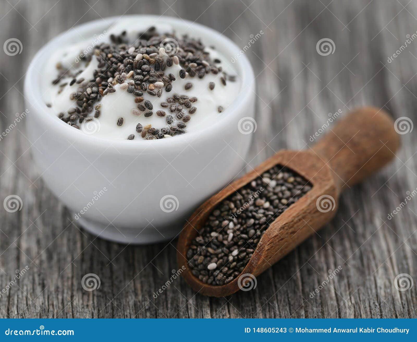 Yoghurt med chiafr?