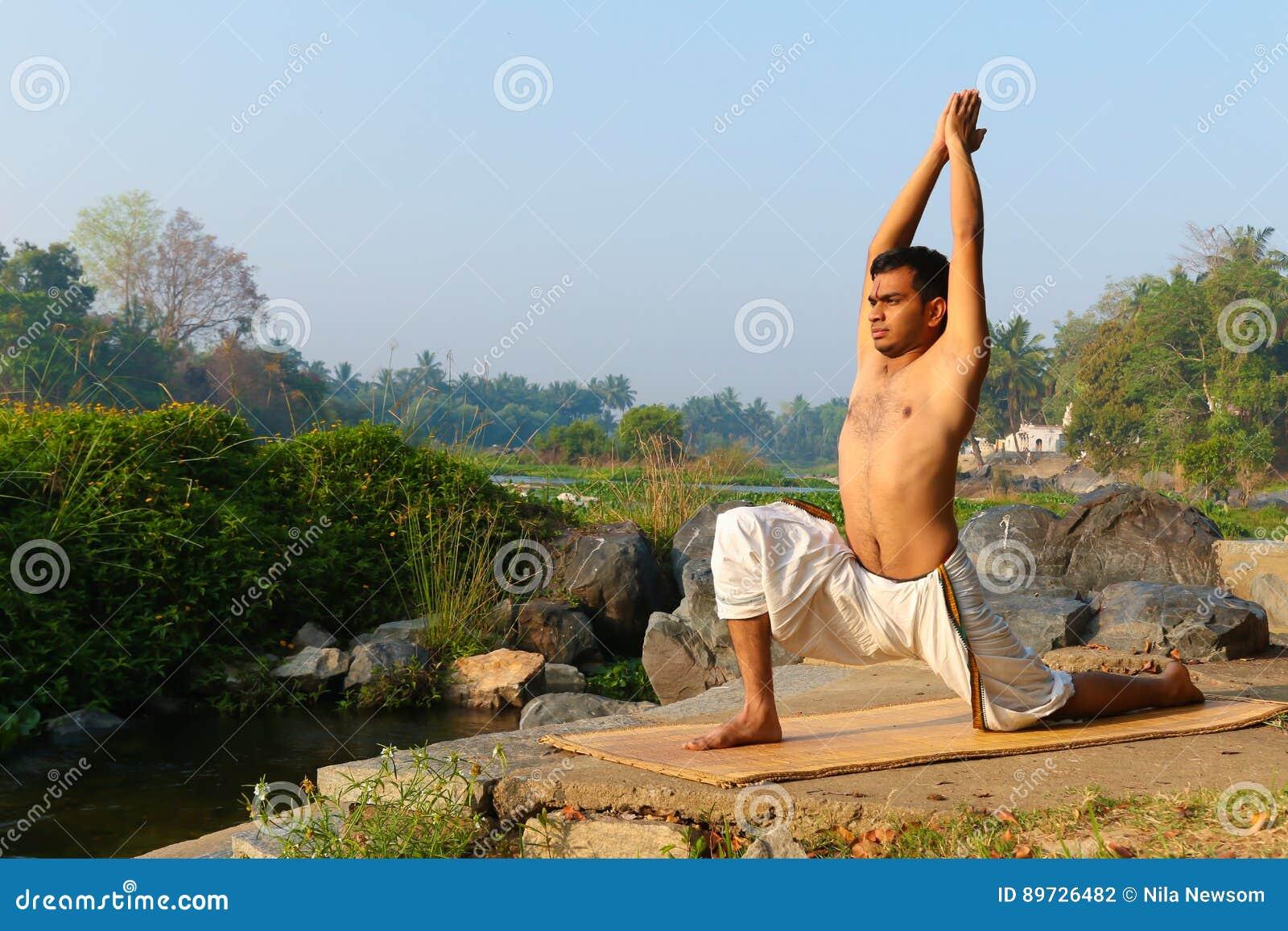 Yogi indien