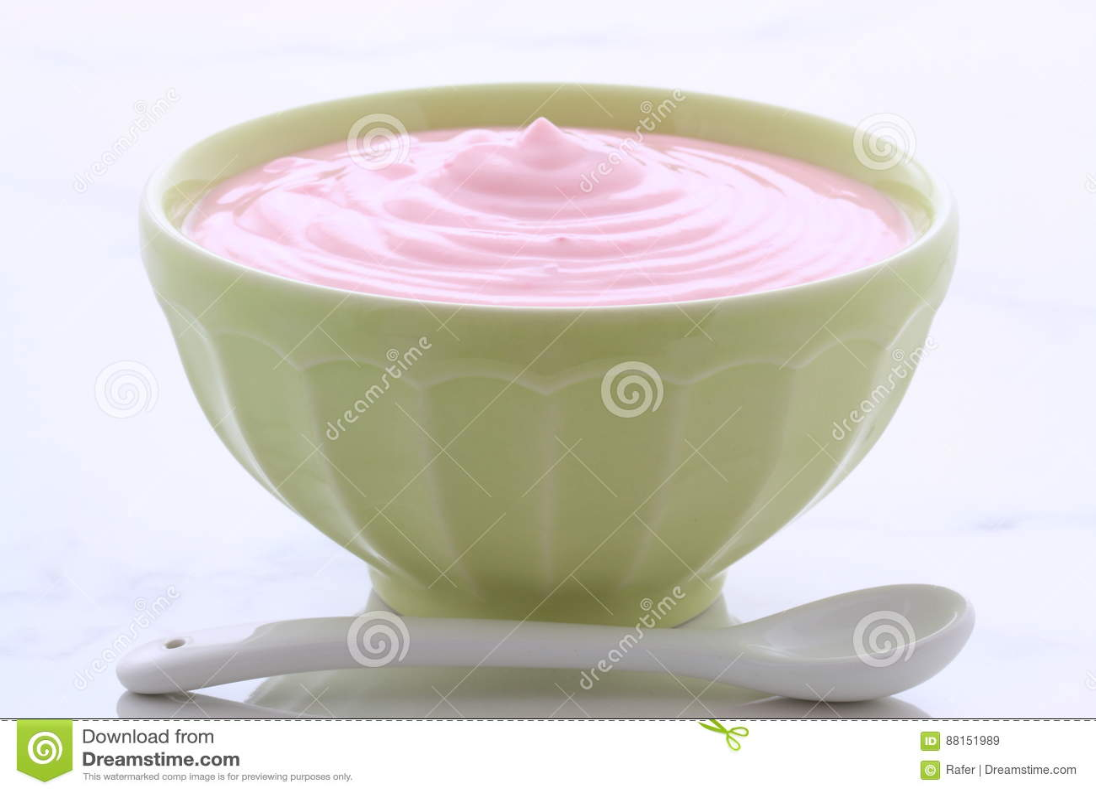 Yogur griego perdida de peso