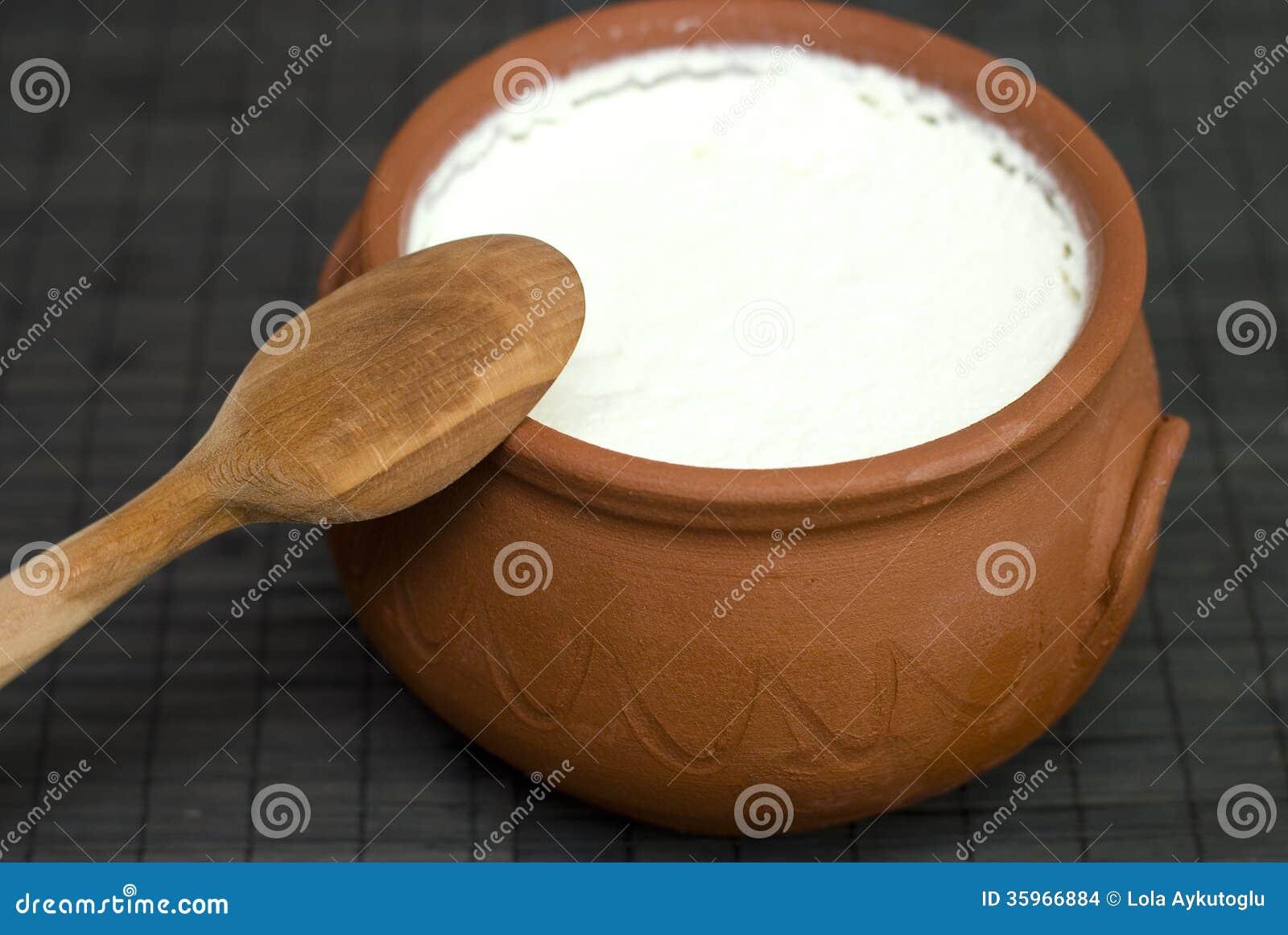 Yogur hecho en casa